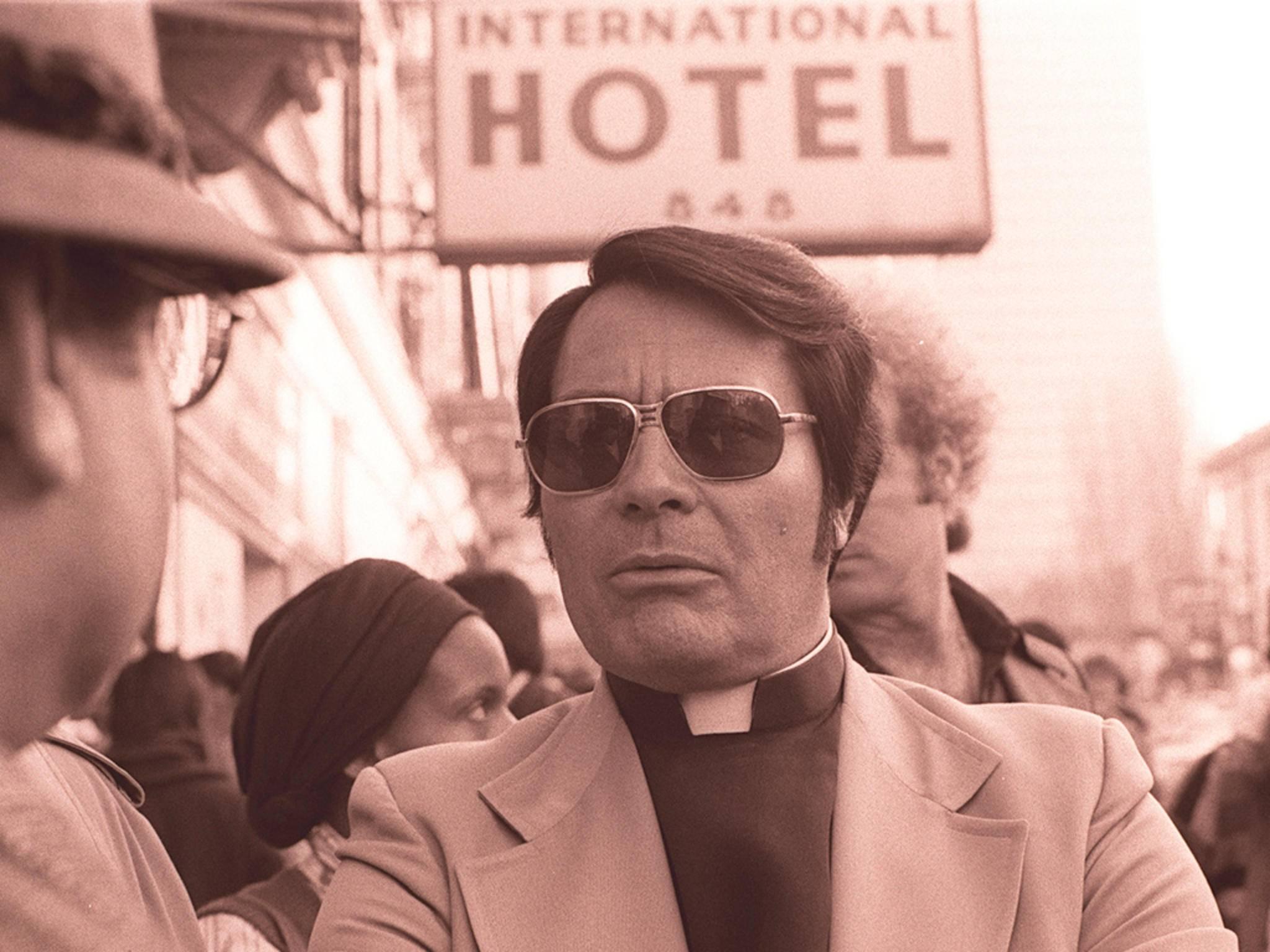 Die Geschichte von Sektenführer Jim Jones will nun Vince Gilligan zum Thema seiner neuen Serie machen.