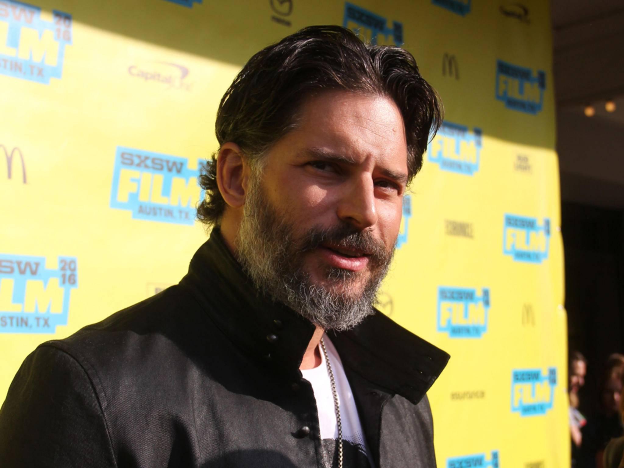 """Joe Manganiello wird im kommenden """"Batman""""-Solofilm die Rolle des Schurken Deathstroke übernehmen"""