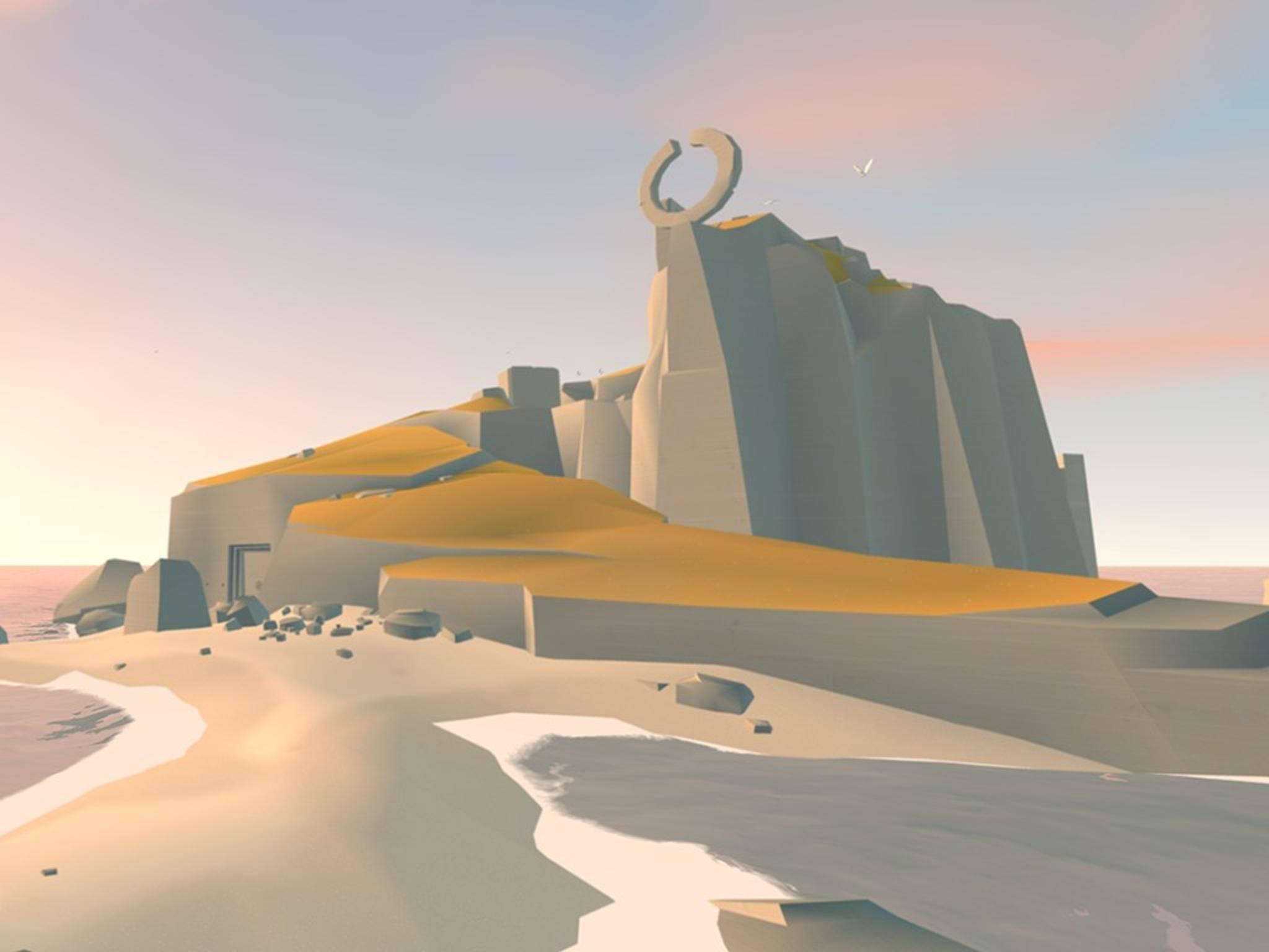 Land's End gilt als eines der besten Gear VR-Spiele.