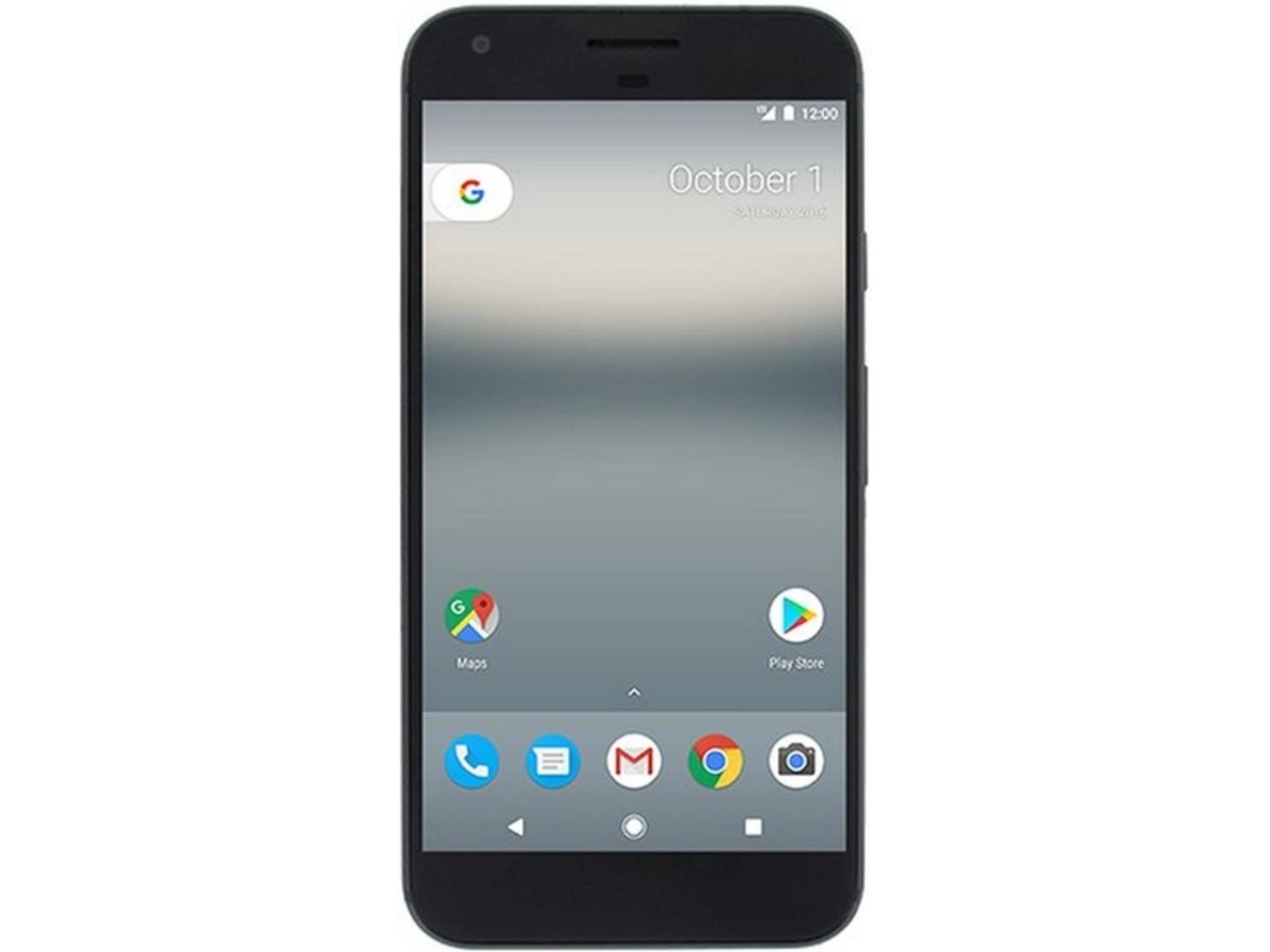 Das Pixel XL soll am 4. Oktober vorgestellt werden.