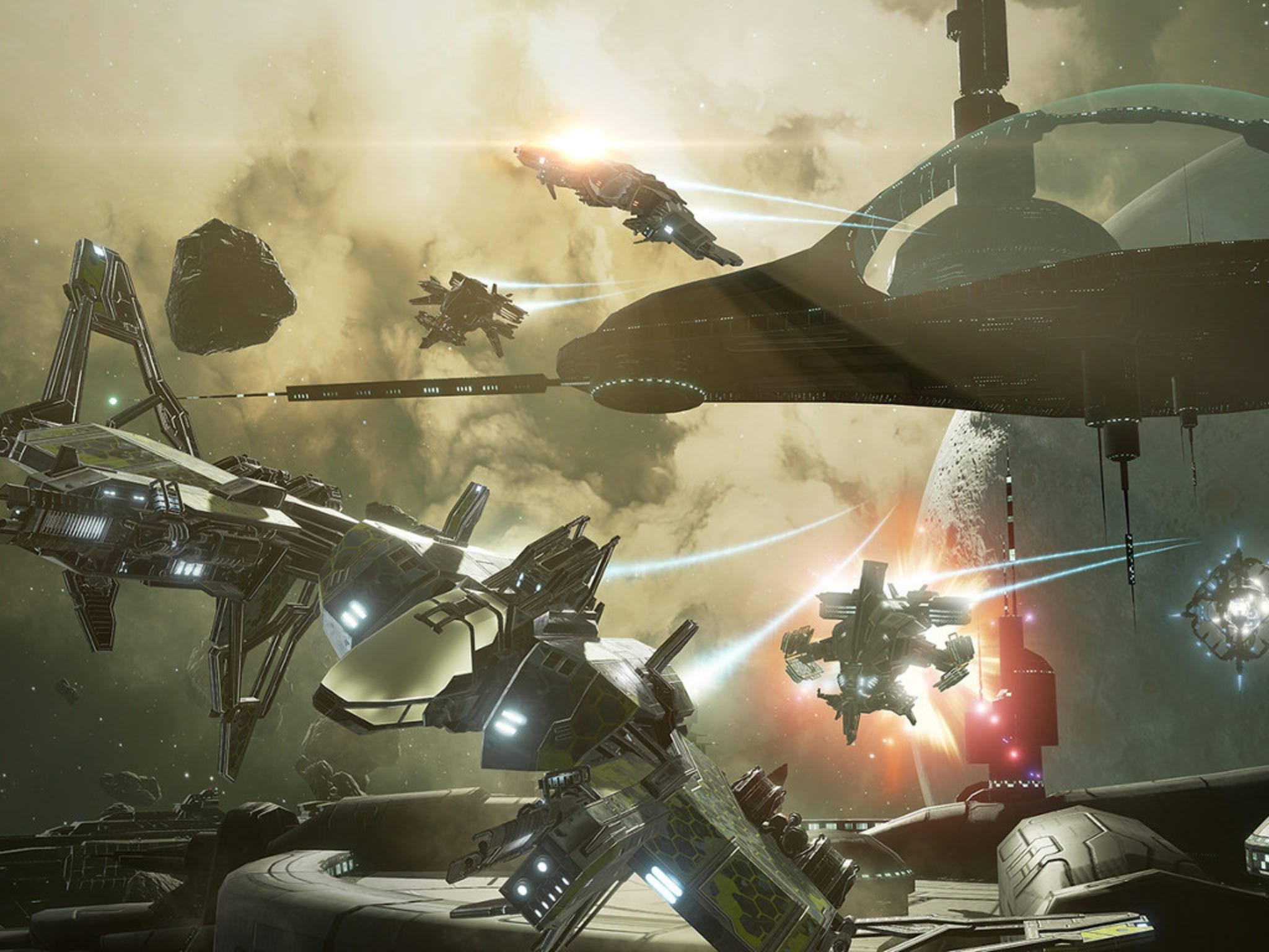 Diese Spiele-Demos sind bei PlayStation VR dabei.