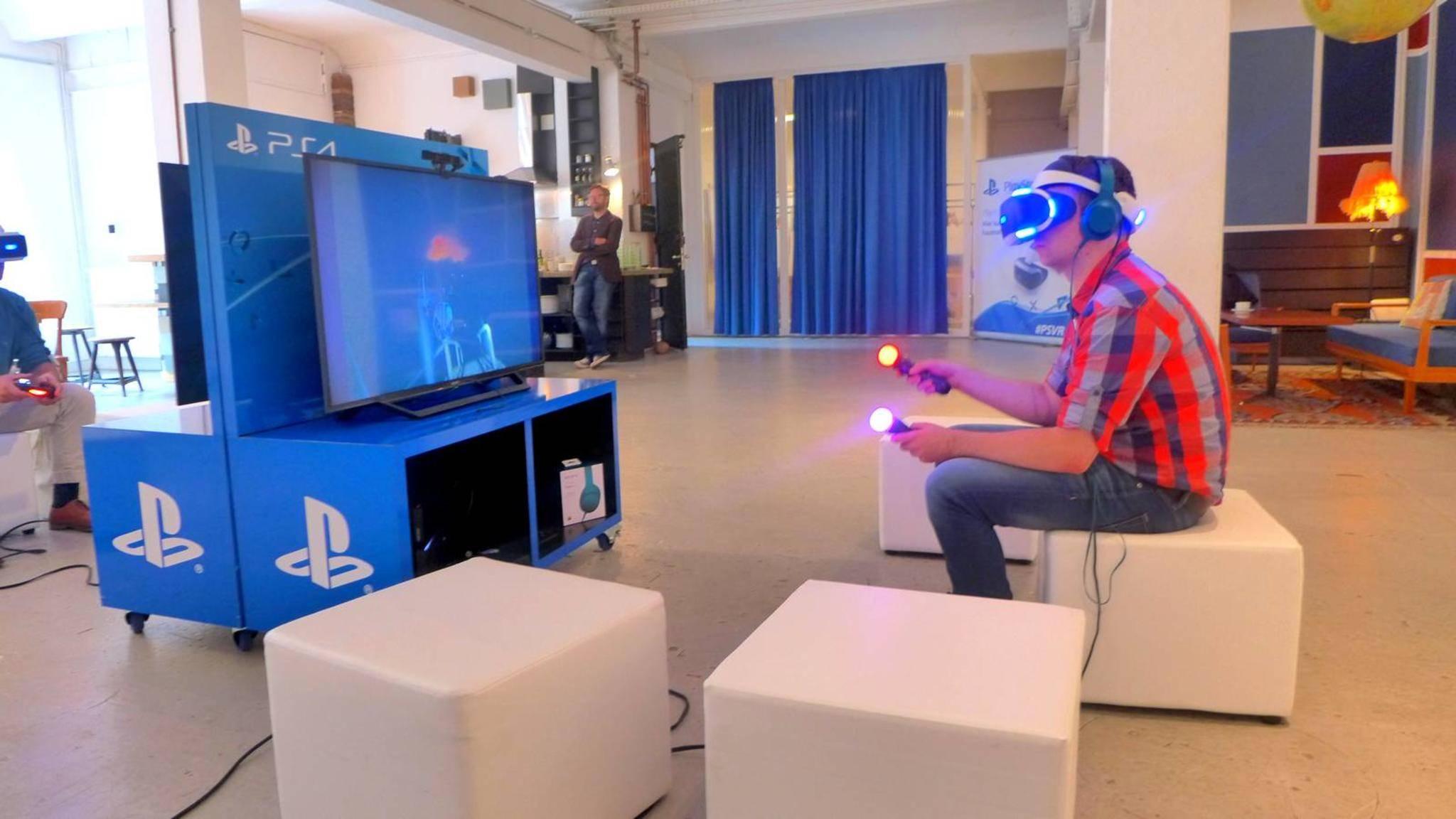 Bringt Sony endlich neue Move-Controller?