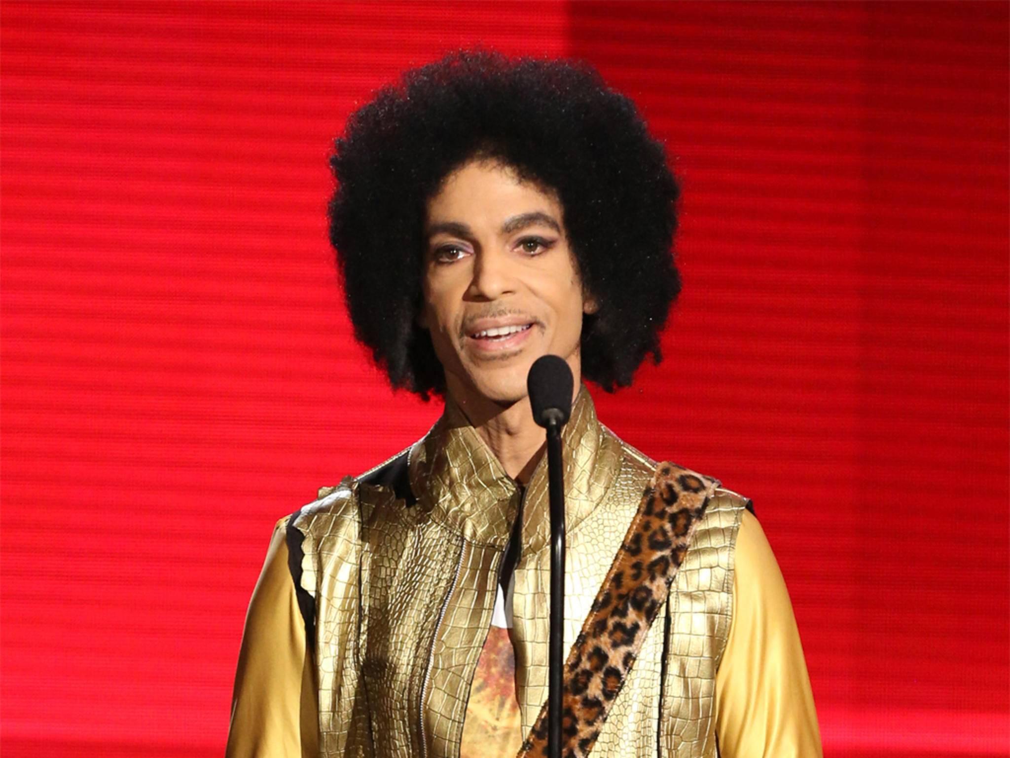 """Für """"The Official Prince Tribute"""" werden am 13. Oktober namhafte Stars in Minnesota erwartet."""