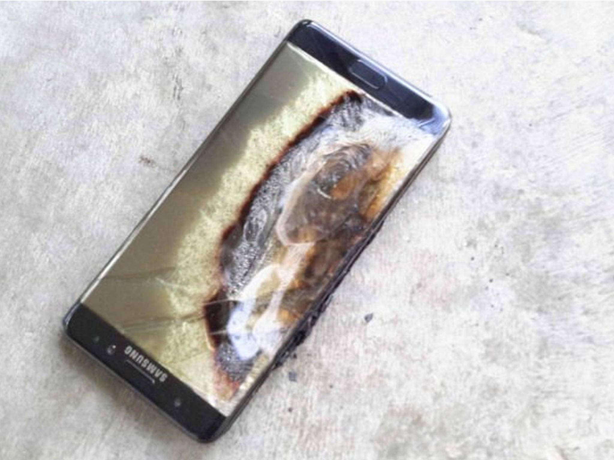 Warum explodieren Smartphone-Akkus?