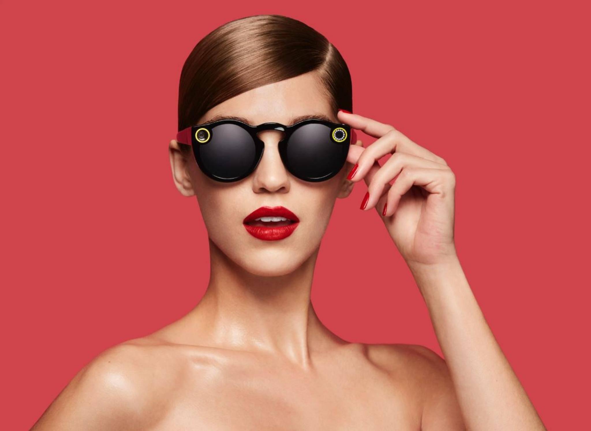 Spectacle ist die neue Video-Brille von Snapchat.