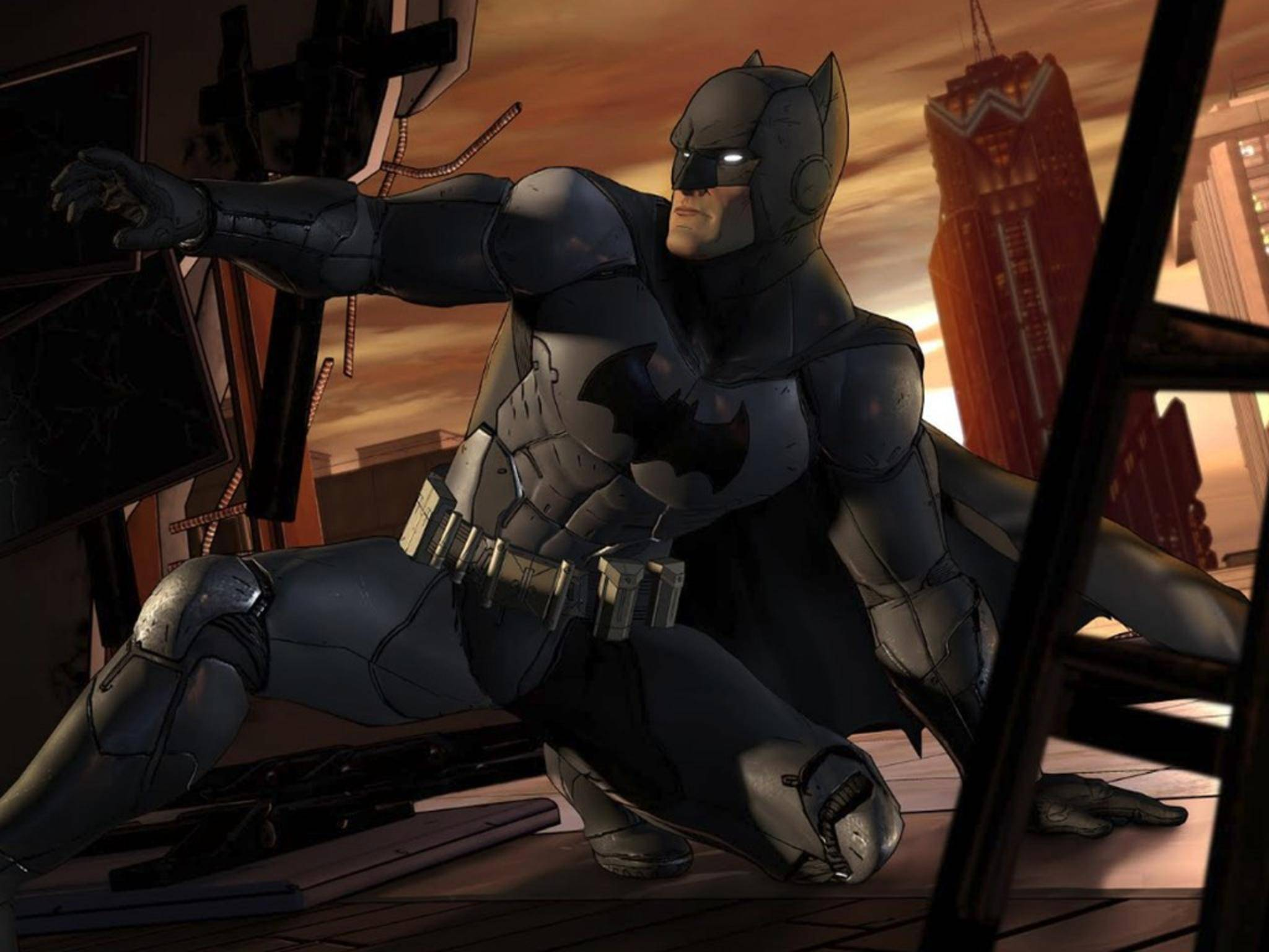 In der zweiten Folge von Telltales Adventure-Serie rund um Batman geht der Dunkle Ritter einem finsteren Geheimnis seiner Eltern auf den Grund.