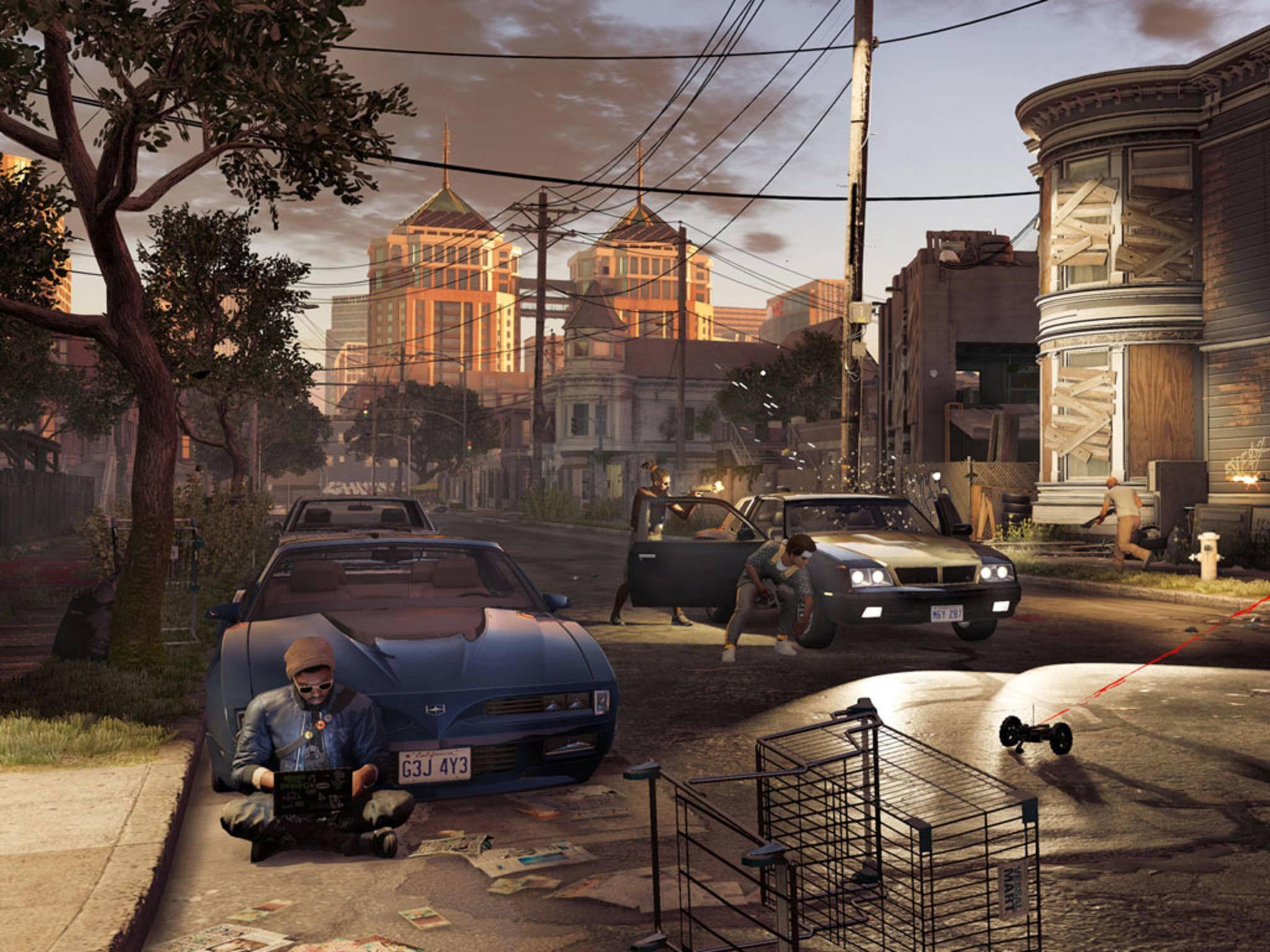 """""""Watch Dogs 2"""" wird auf der PS4 Pro 4K und HDR unterstützen."""