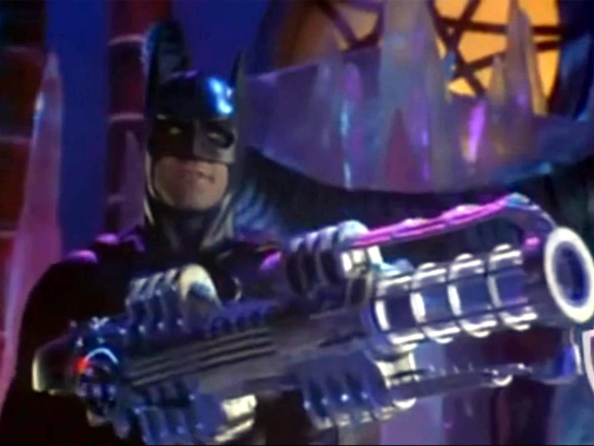 """Quietschbunt und schrill: """"Batman & Robin"""" stieß nicht nur bei Fans auf wenig Gegenliebe – auch Regisseur Joel Schumacher war im Nachhinein wenig erbaut."""