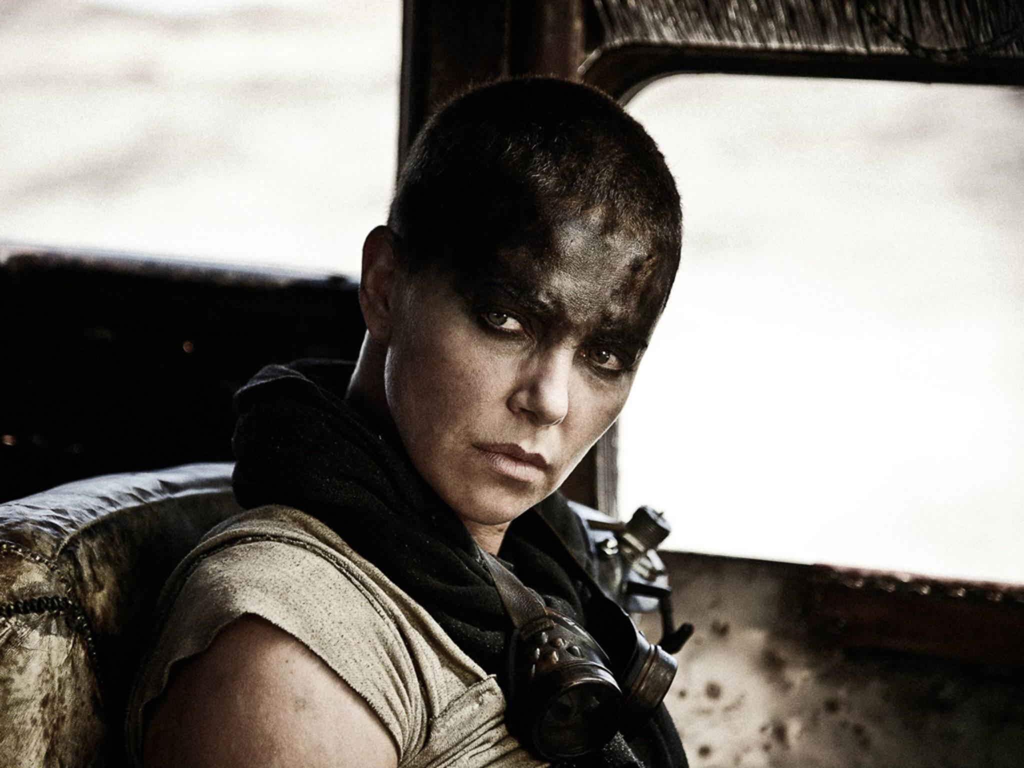 """Imperator Furiosa (Charlize Theron) könnte in """"Mad Max: The Wasteland"""" im Mittelpunkt stehen."""