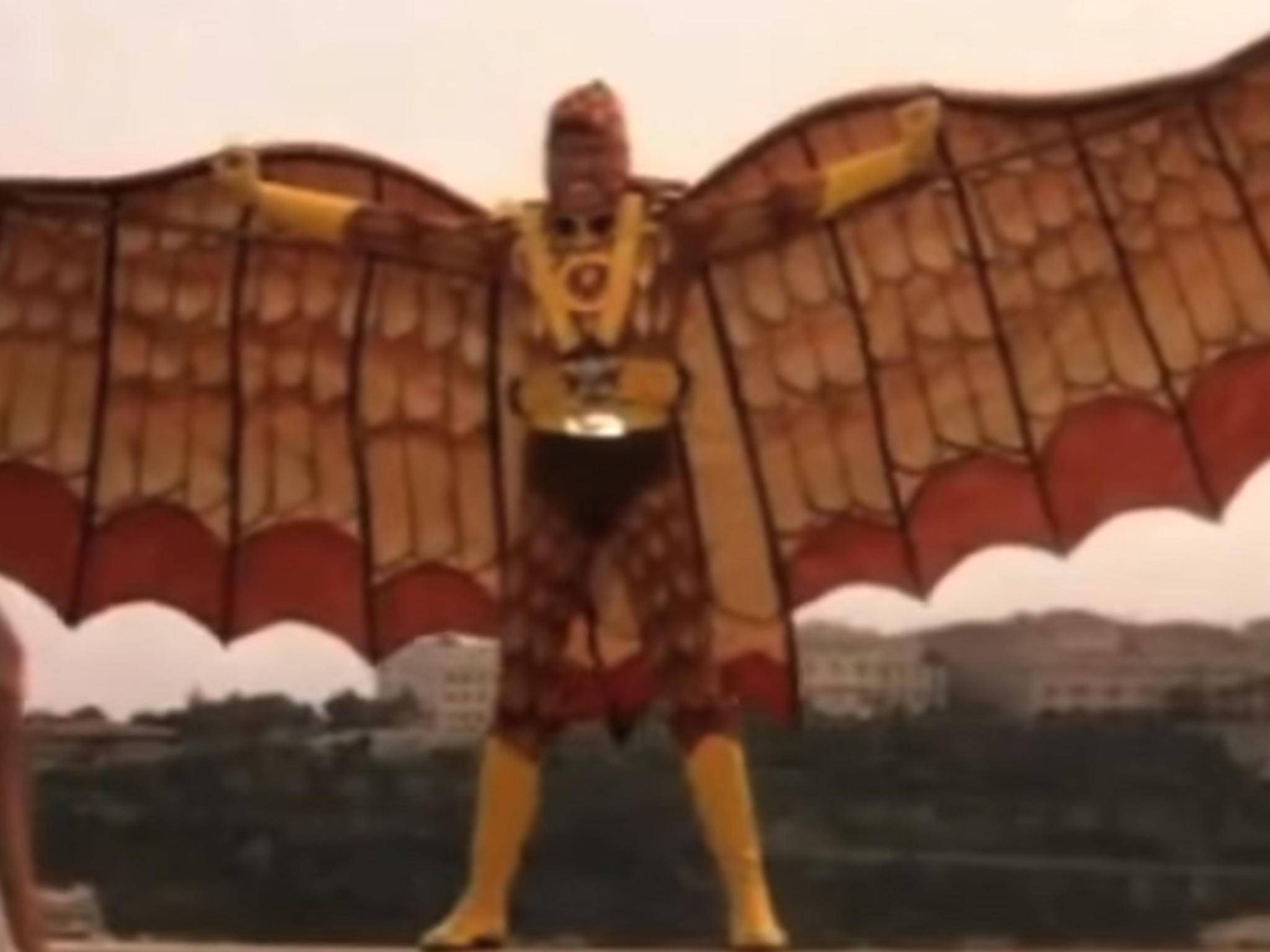 """Wer kennt diesen geflügelten Kameraden? """"Condorman"""" gehört zu den eher weniger bekannten Superhelden – wahrscheinlich zu Recht."""
