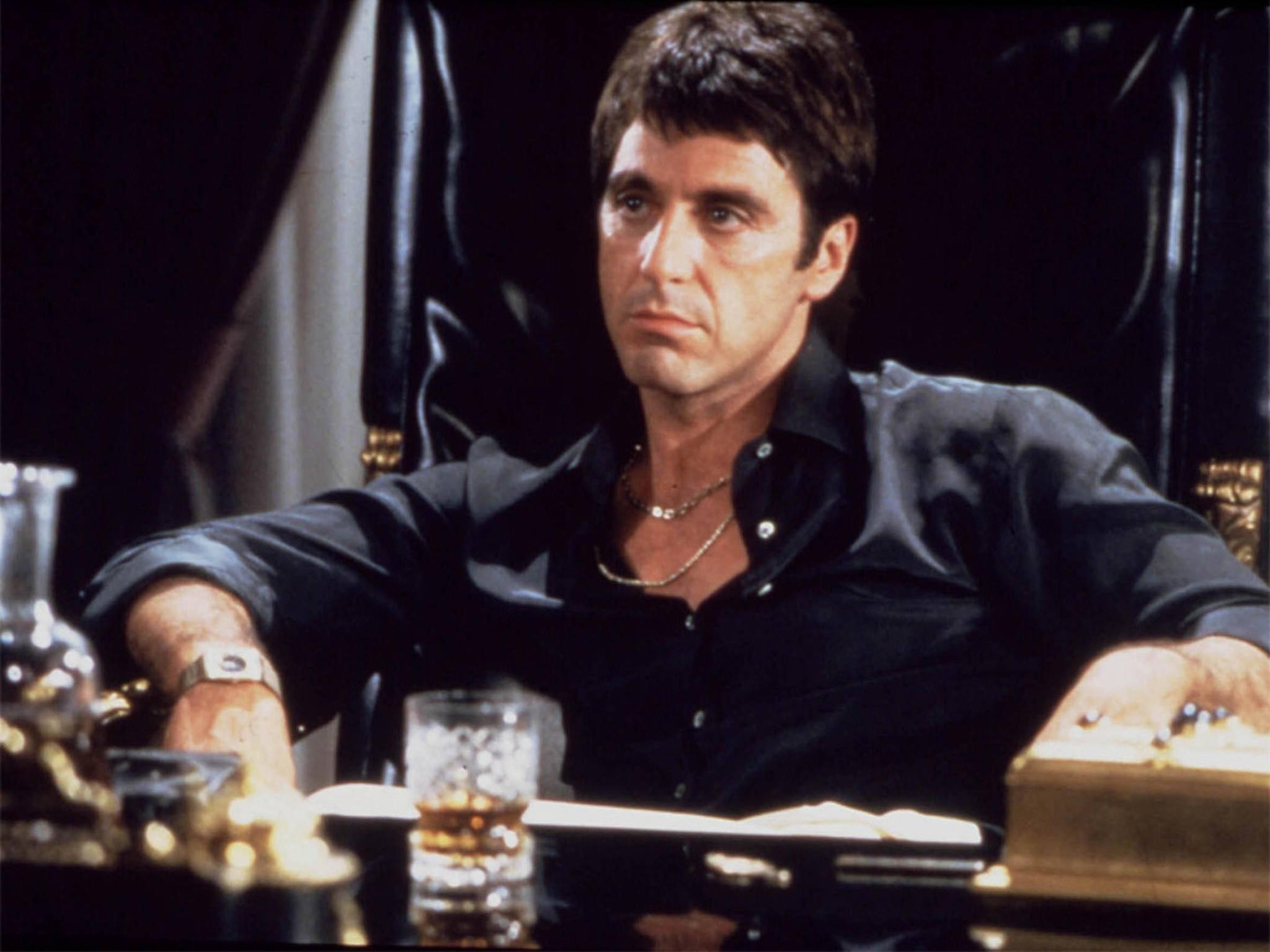 Al Pacino vergoldete den Klassiker von 1983.