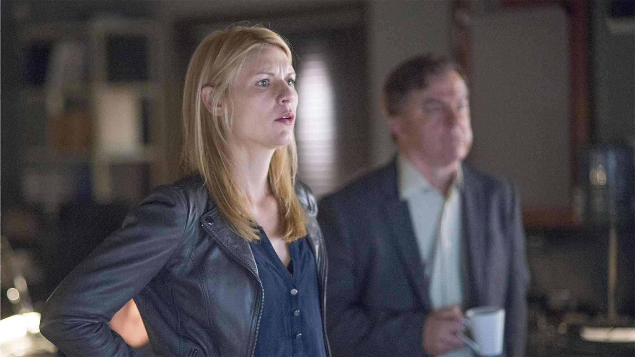 Carrie ist seit Mitte Februar in Staffel 7 wieder im Einsatz.