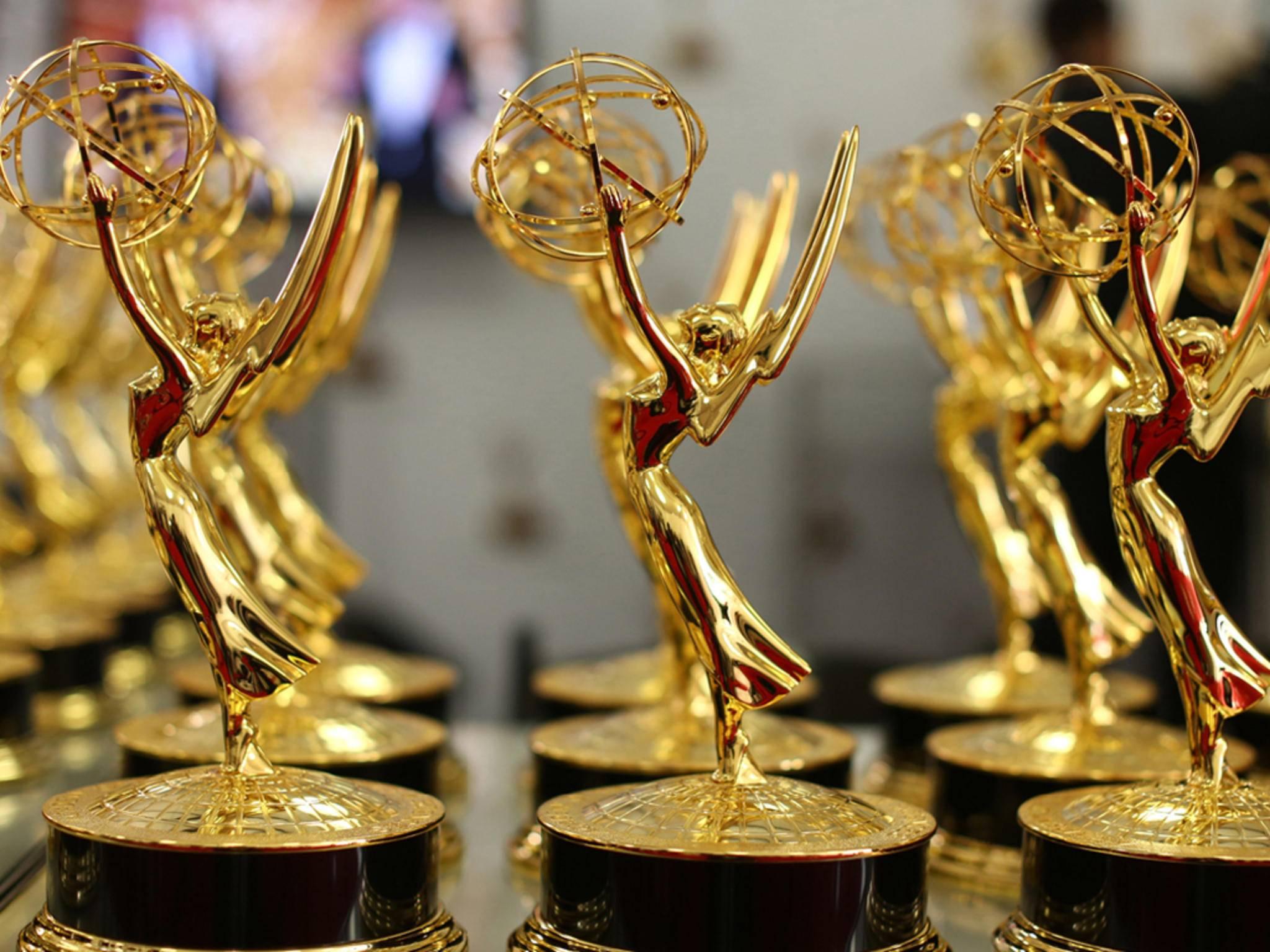 Der Emmy gehört zu den bedeutendsten Fernsehpreisen in den USA.
