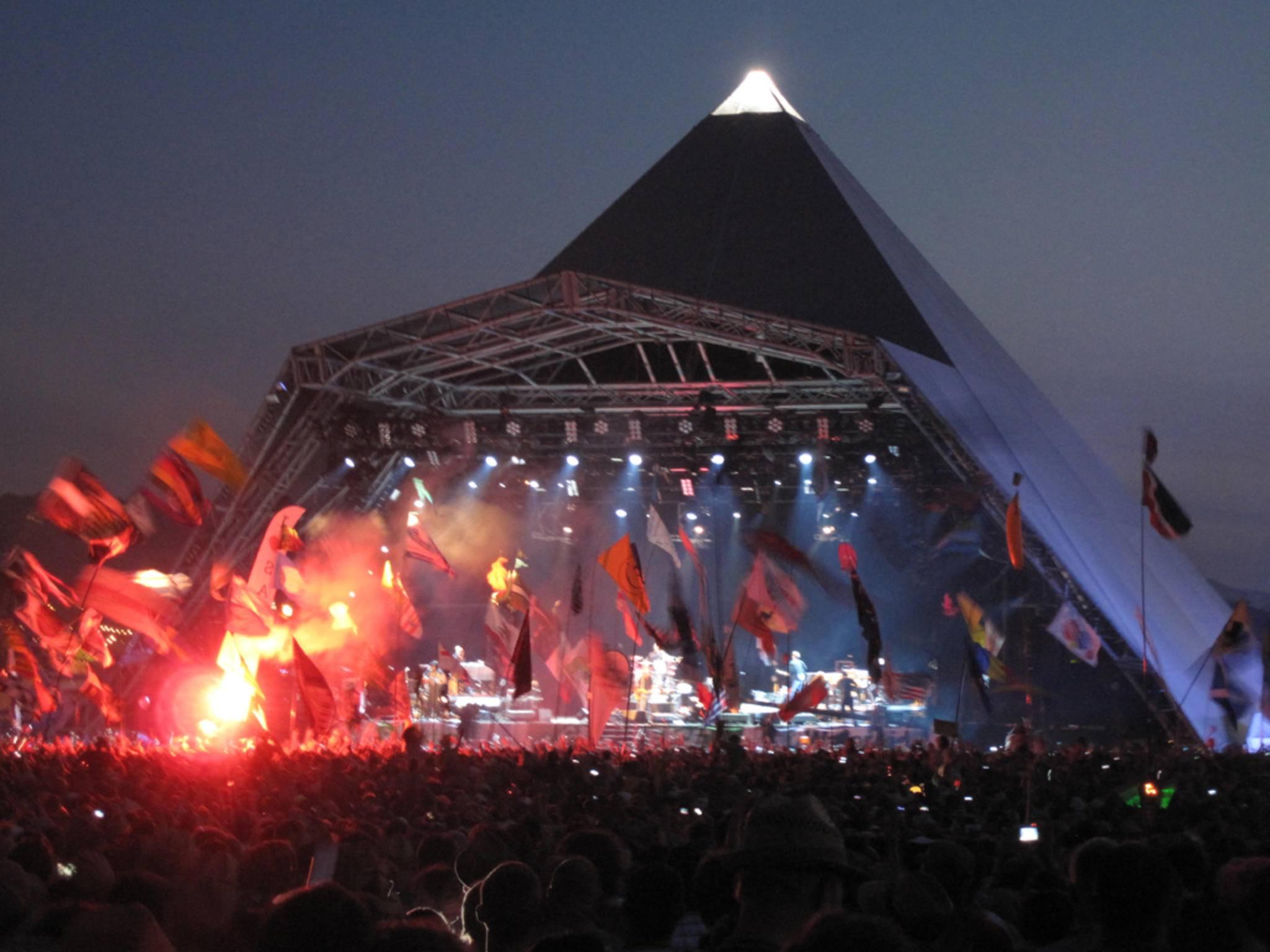 Zieht das Glastonbury Festival 2019 um? Ein Radiointerview mit Gründer Michael Eavis erweckte diesen Eindruck...