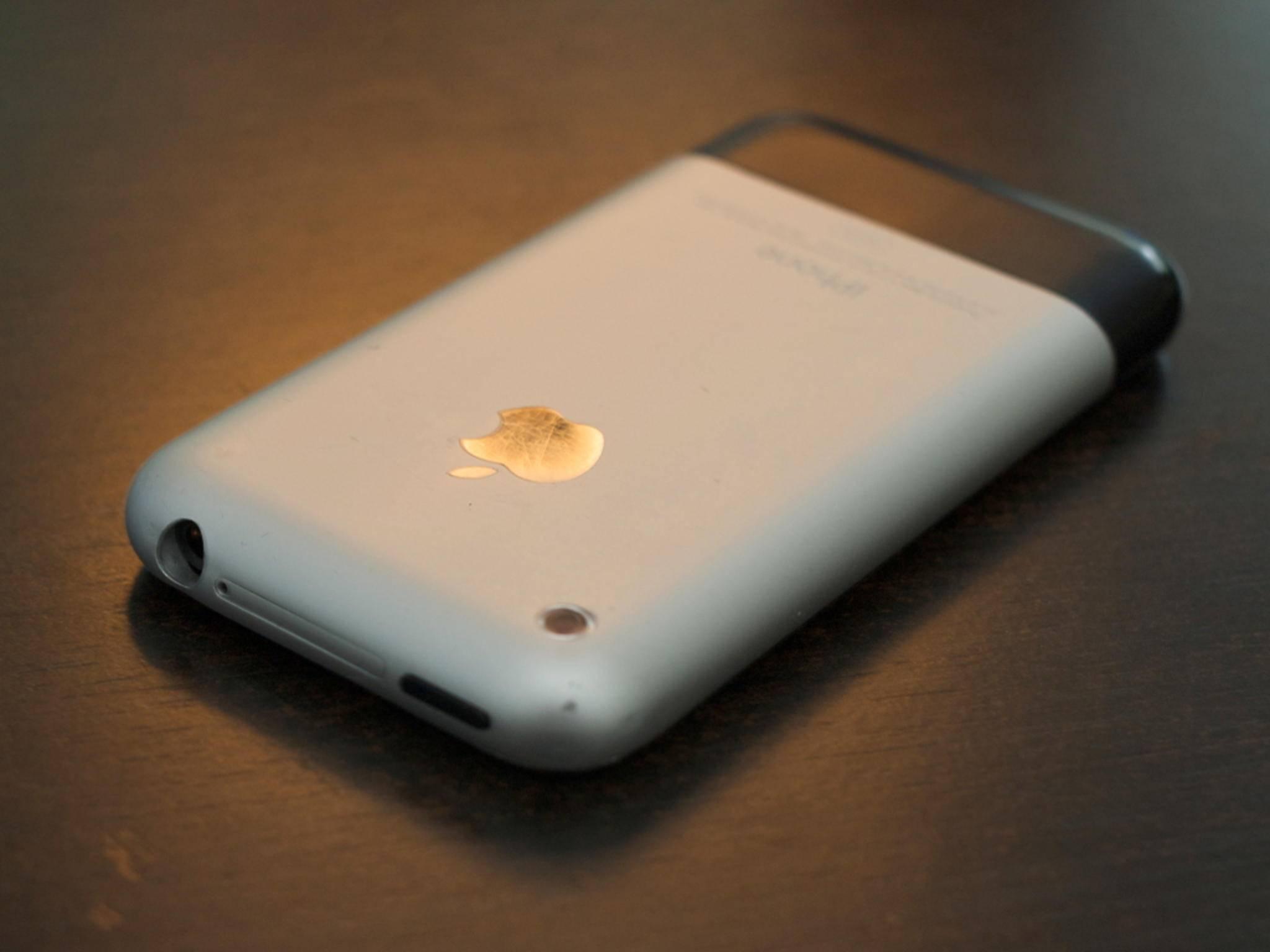 Das erste iPhone ist mittlerweile mehr als neun Jahre alt.