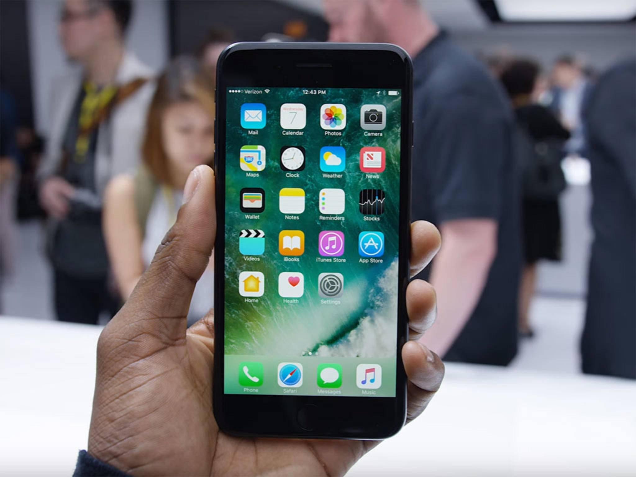 Das iPhone 7 ist anscheinend auch nicht vor Jailbreaks sicher.