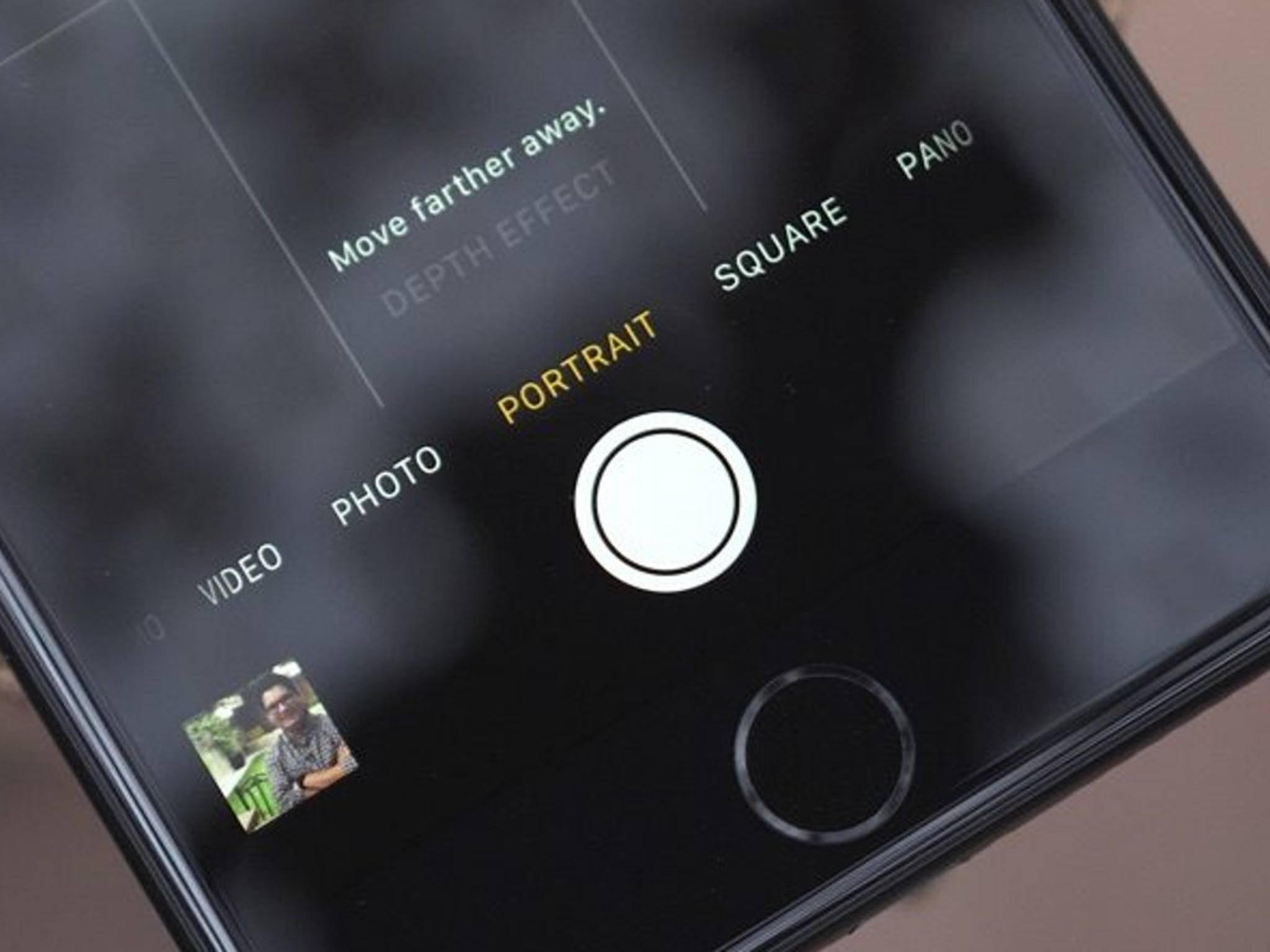 Das iPhone 7 Plus reserviert seinen Extra-RAM anscheinend nicht nur für die Kamera.