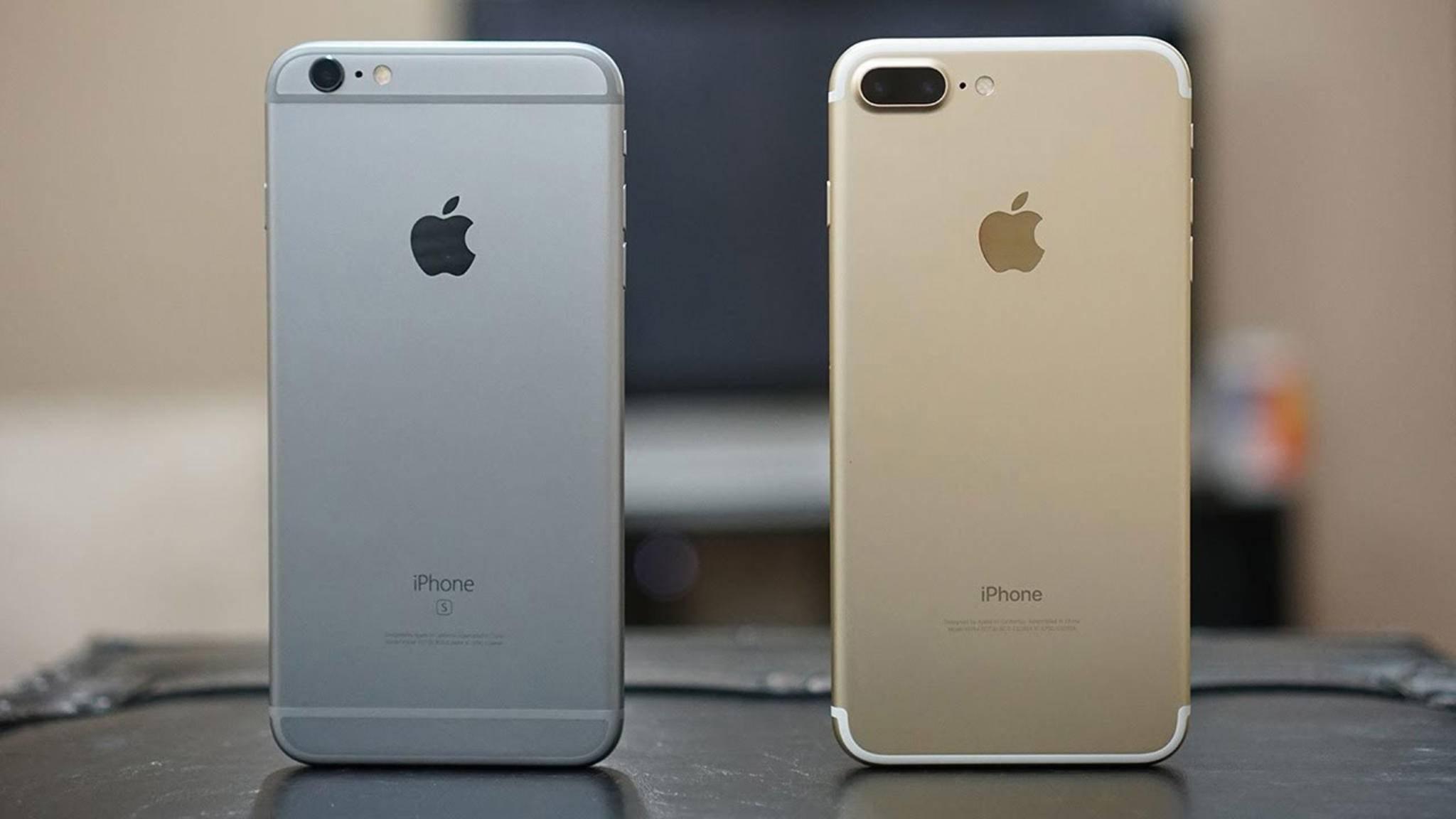 So überträgst Du Deine Daten auf ein neues iPhone.