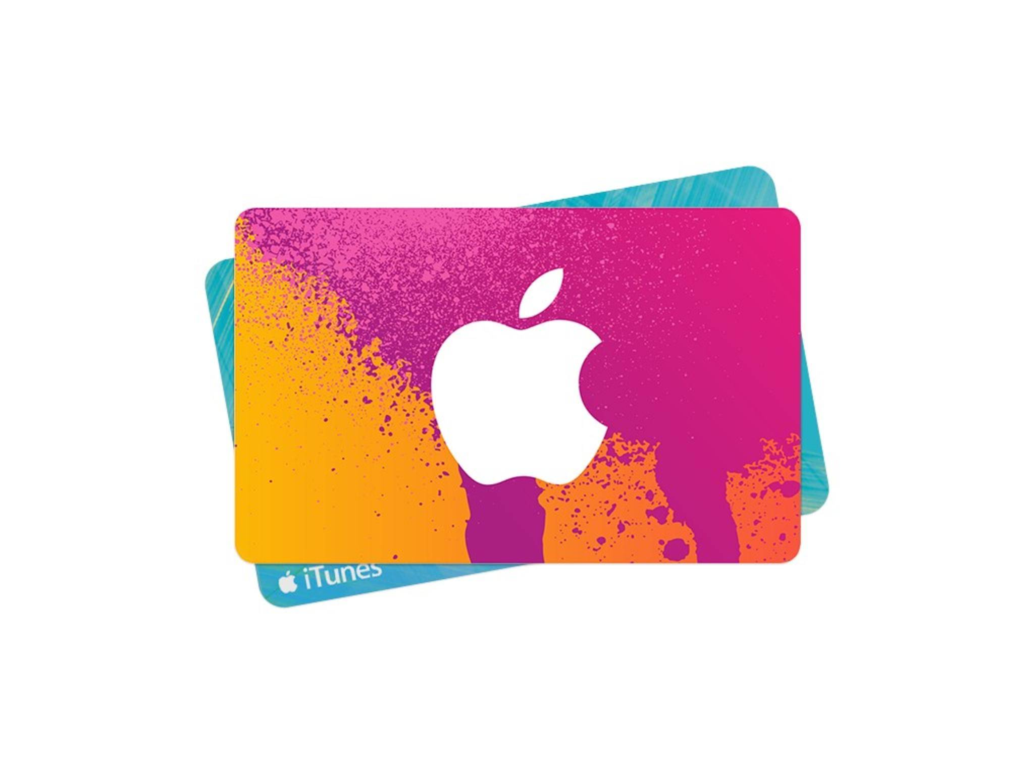 Trickbetrüger haben die iTunes-Geschenkkarten für sich entdeckt.