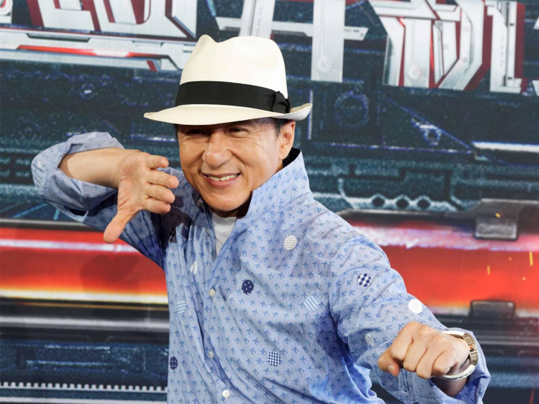Preis fürs Lebenswerk: Jackie Chan erhält bei den Oscars 2017 einen Governor's Award