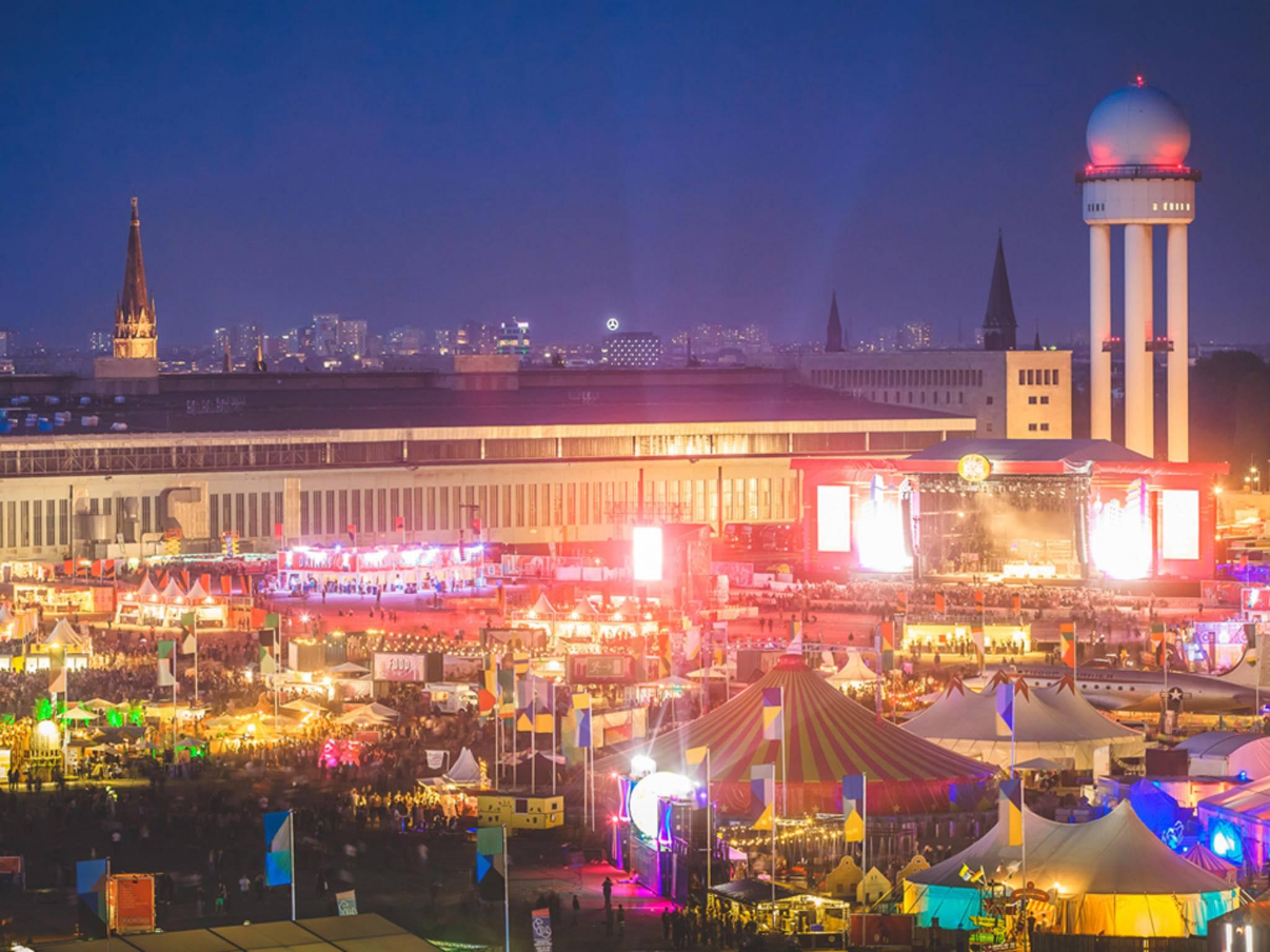 Lollapalooza Samstag 2015