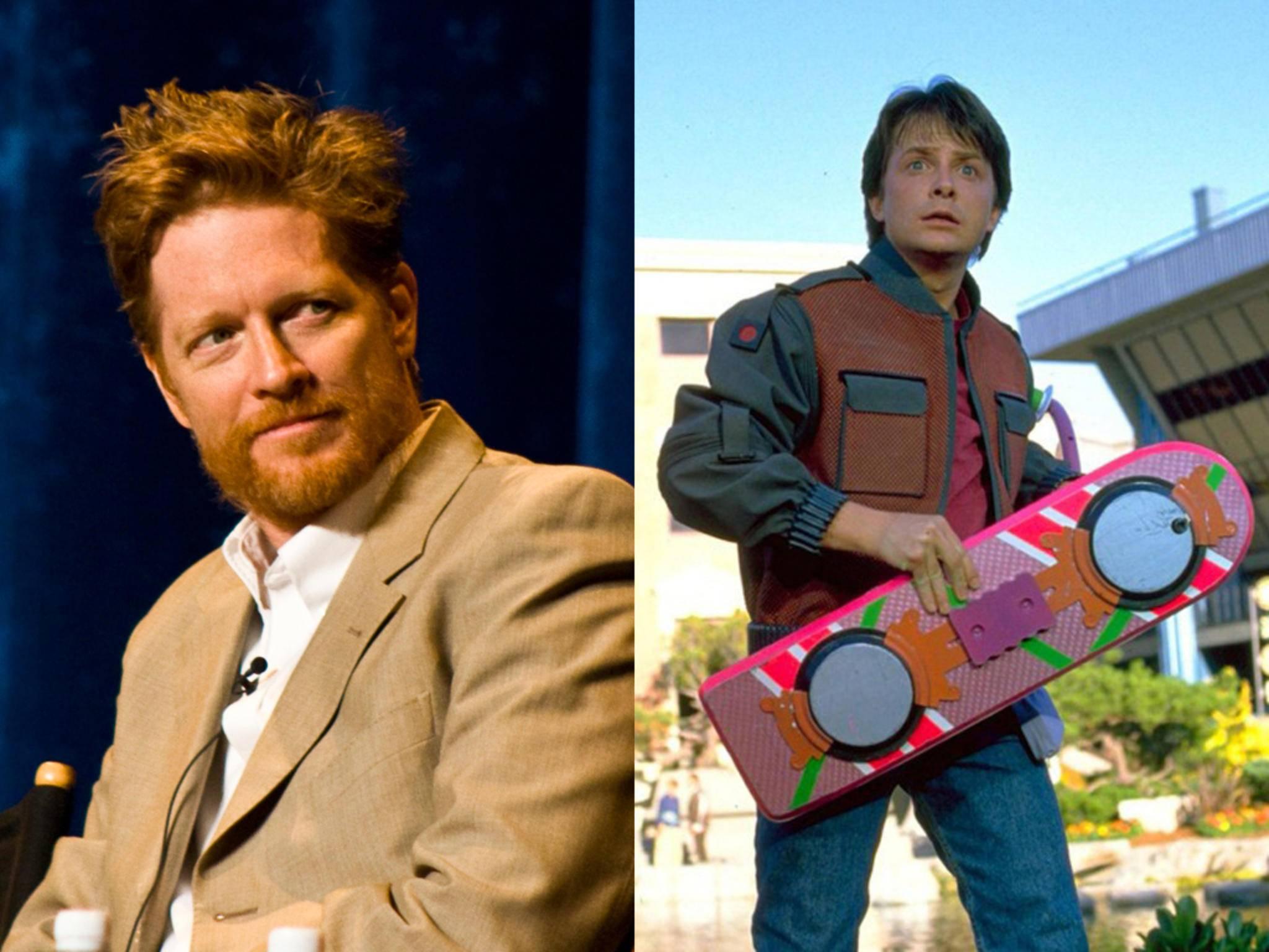 Nicht witzig genug: Eric Stoltz musste die Rolle des Marty McFly an Michael J. Fox abtreten.
