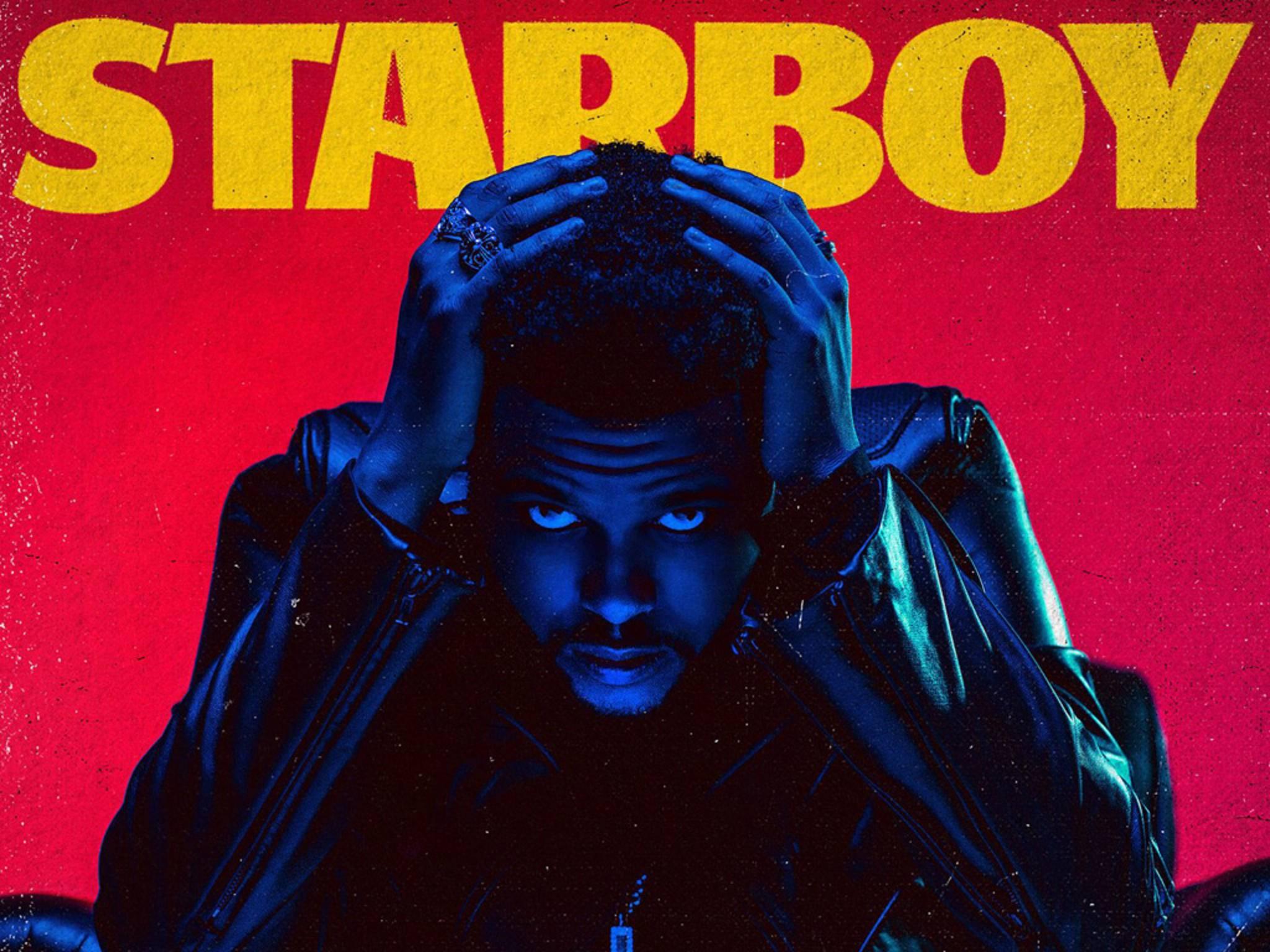 """The Weeknd veröffentlicht am 25. November sein neues Album """"Starboy""""."""
