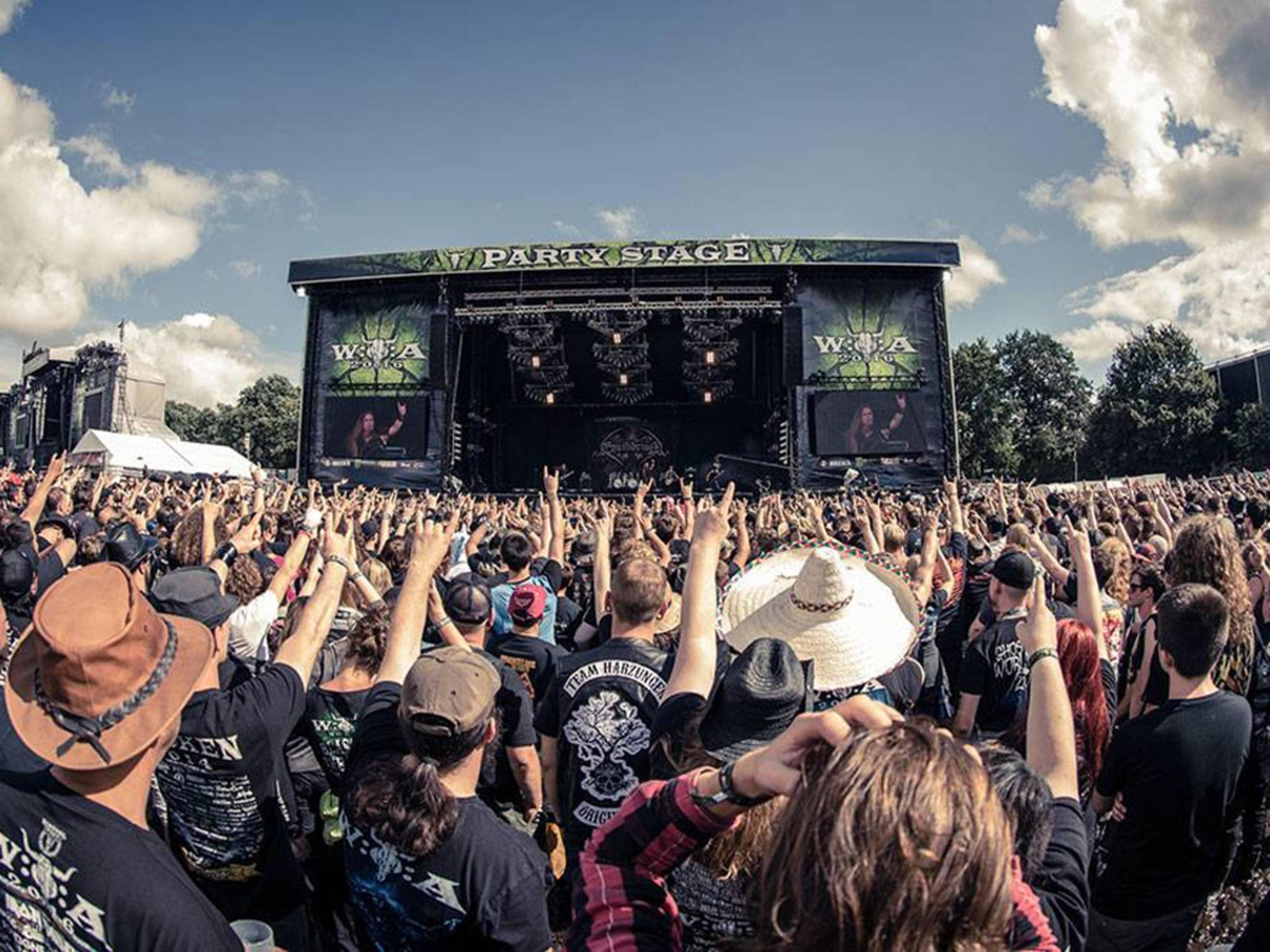 "Auch 2017 wieder ""Louder Than Hell"": Das Wacken Open Air hat neue Bands bestätigt."