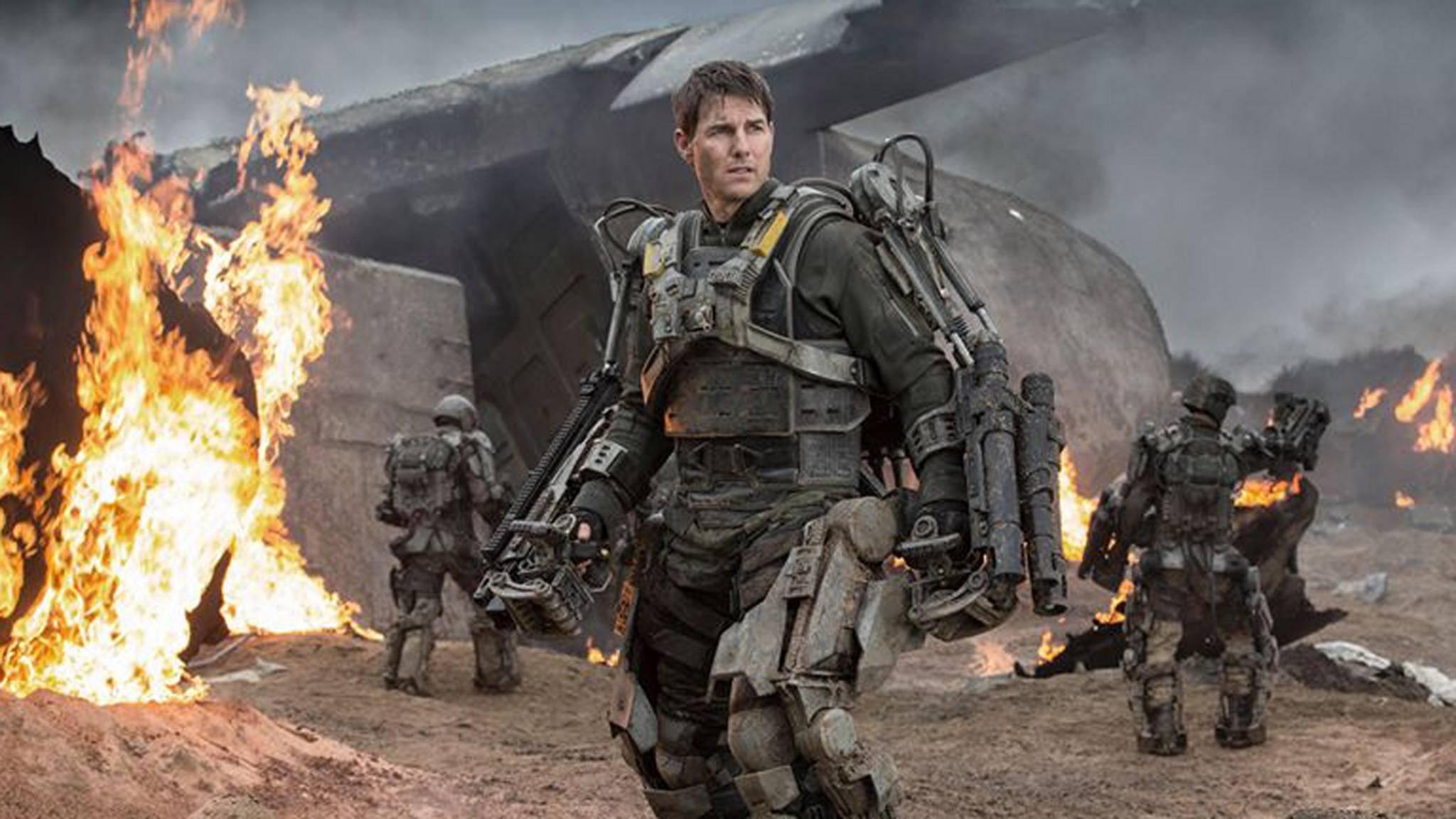 Edge of Tomorrow Tom Cruise