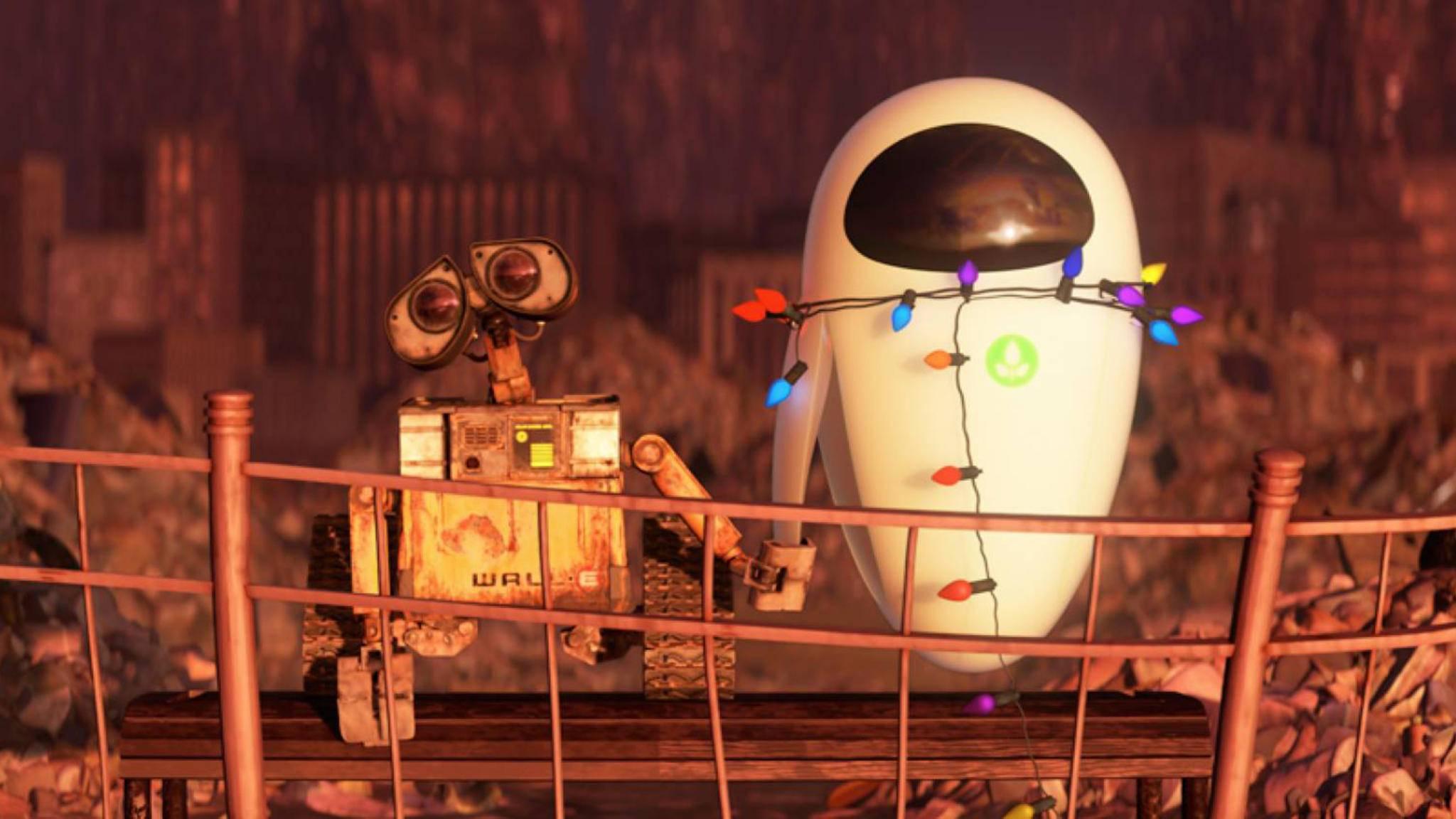 wall-e disney pixar