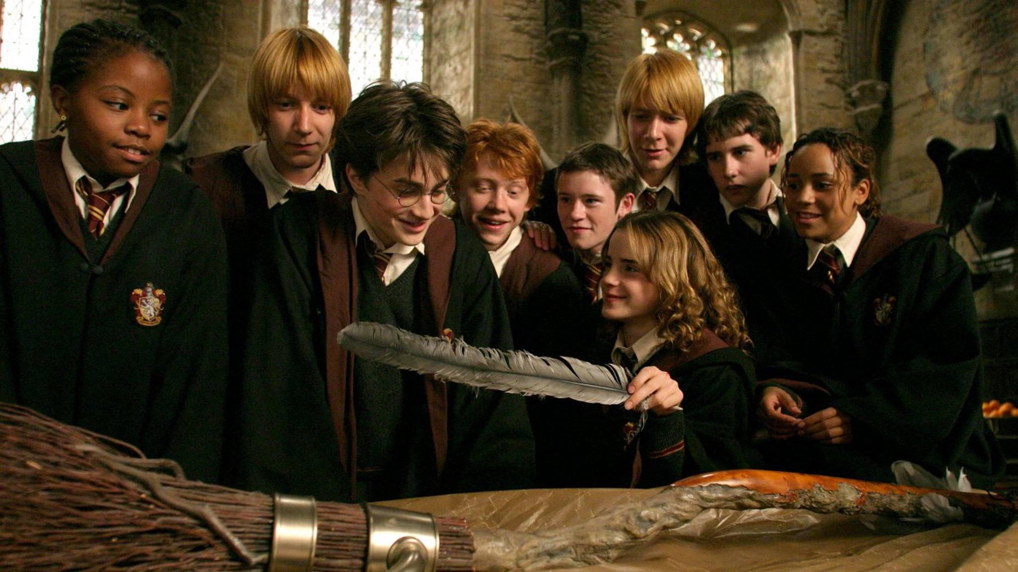 """Die """"Harry Potter""""-Hörbücher erstrahlen in neuem Glanz."""