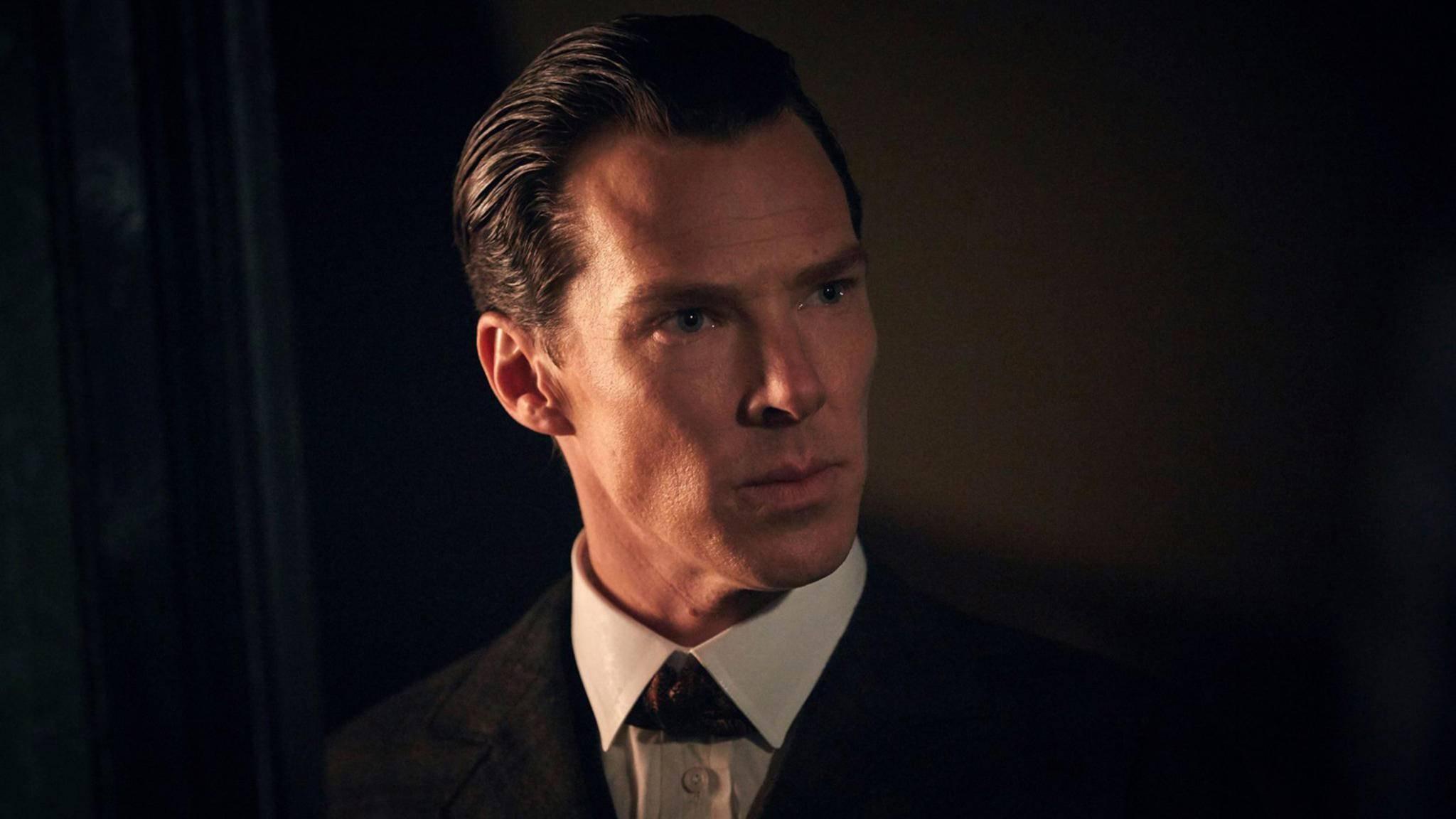 Benedict Cumberbatch macht sicherlich auch als Moderator keine schlechte Figur.