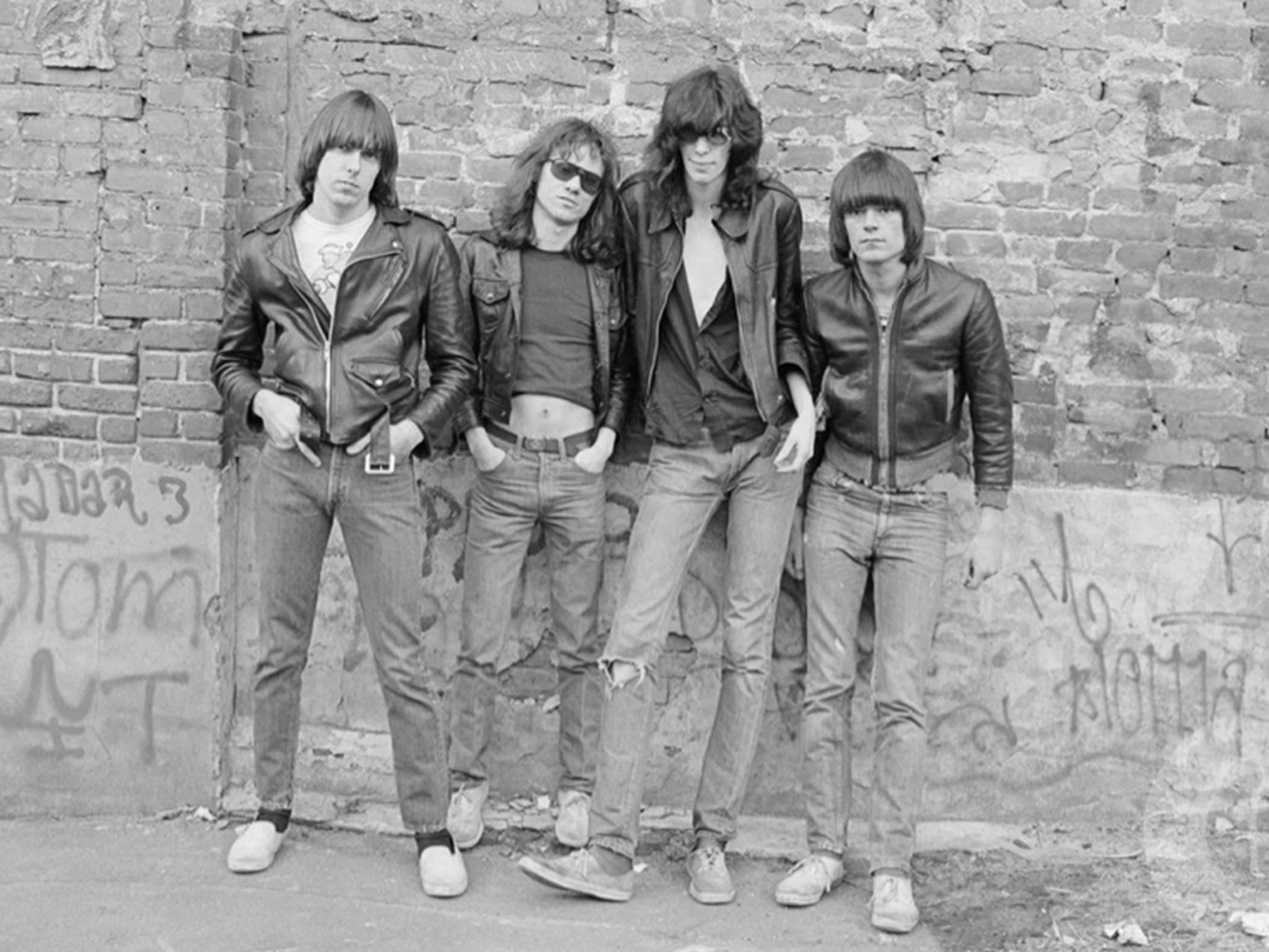 Gut für die Street-Credibility: Die Ramones bekommen ihre eigene Straße in New York.
