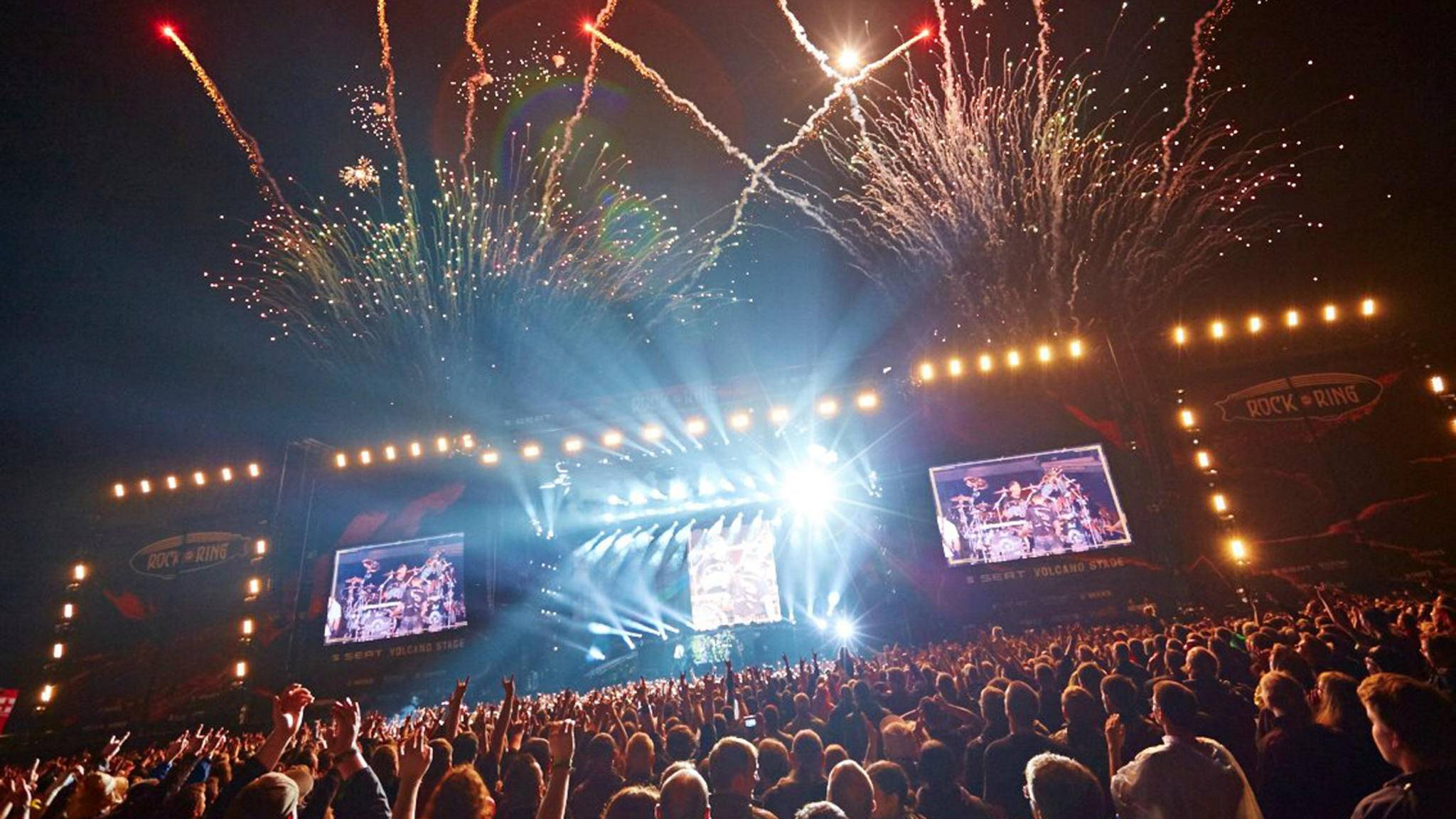 """""""Rock am Ring"""" steigt im nächsten Jahr vom 2. bis 4. Juni und hat bereits erste Bands bestätigt."""