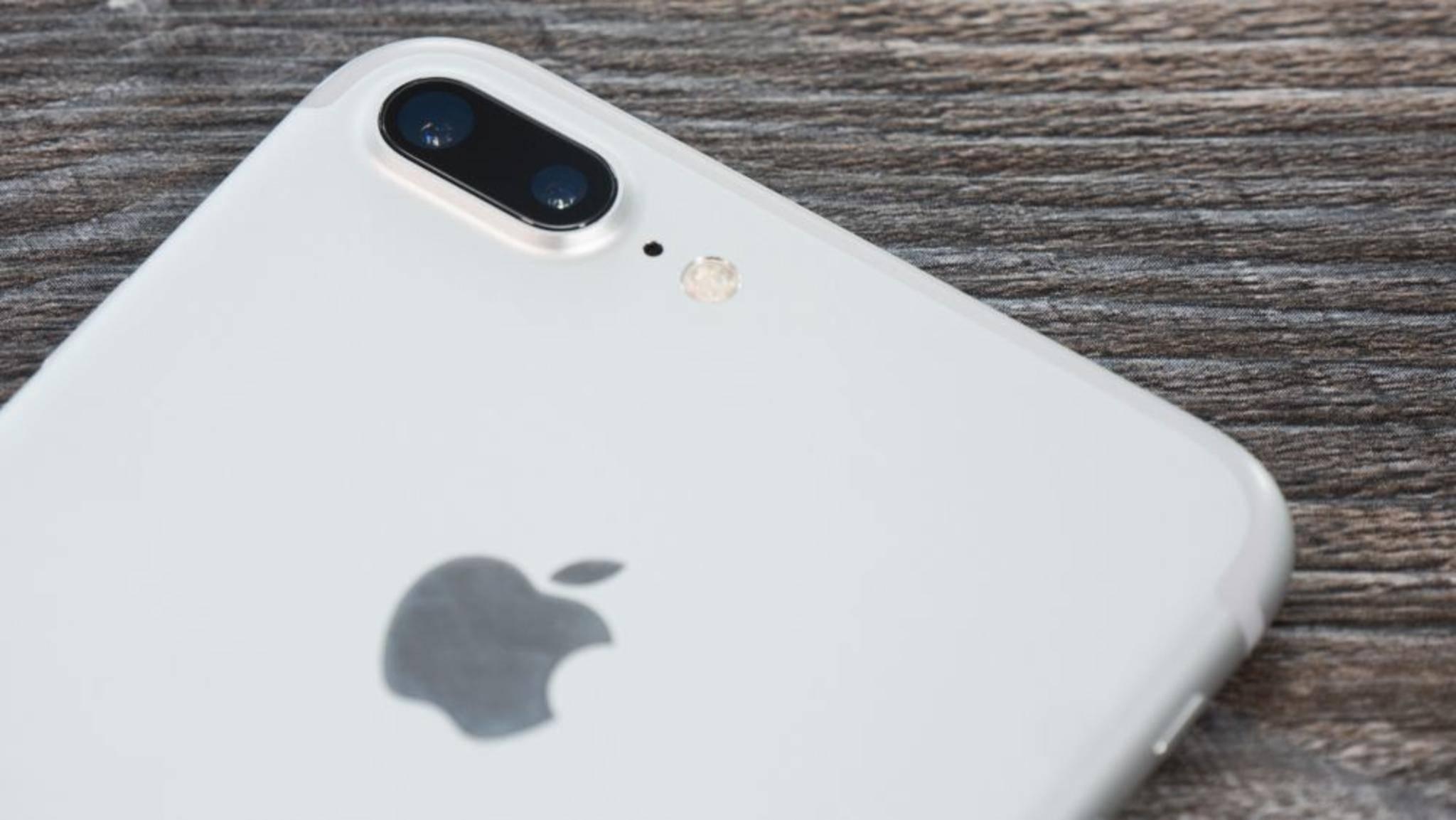 Das iPhone 7 Plus war das erste Apple-Smartphone mit Dual-Kamera.