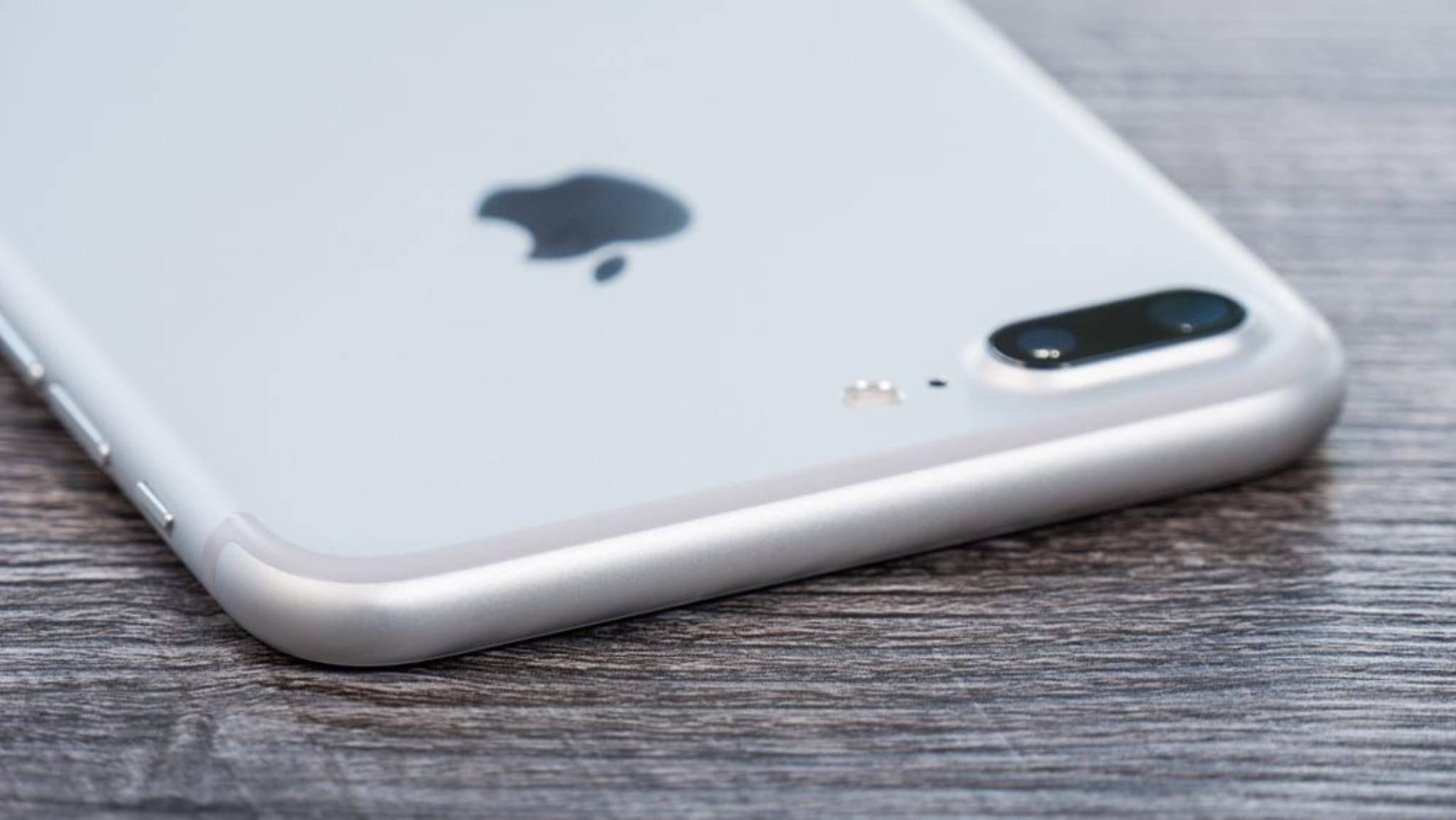 Die Dual-Kamera gibt es nur im iPhone 7 Plus.