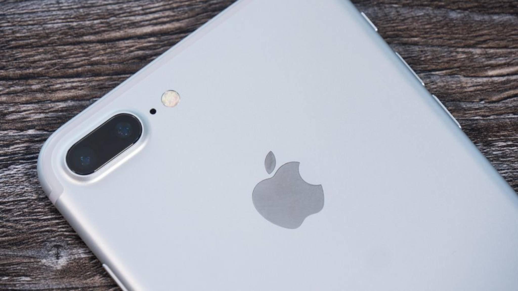 Das iPhone 7 Plus bekommt mit iOS 10.1 einen Porträt-Modus.