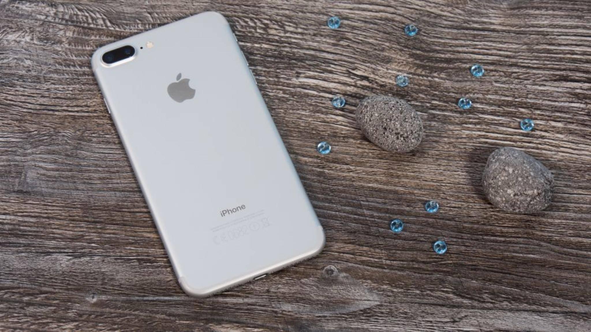 Die Akkuleistung des iPhone 7 Plus ist ordentlich, aber kein Überflieger.