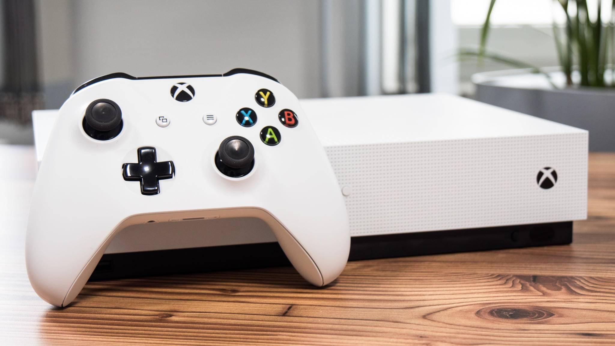 Wir führen Dich durch die Einrichtung Deiner neuen Xbox One S.