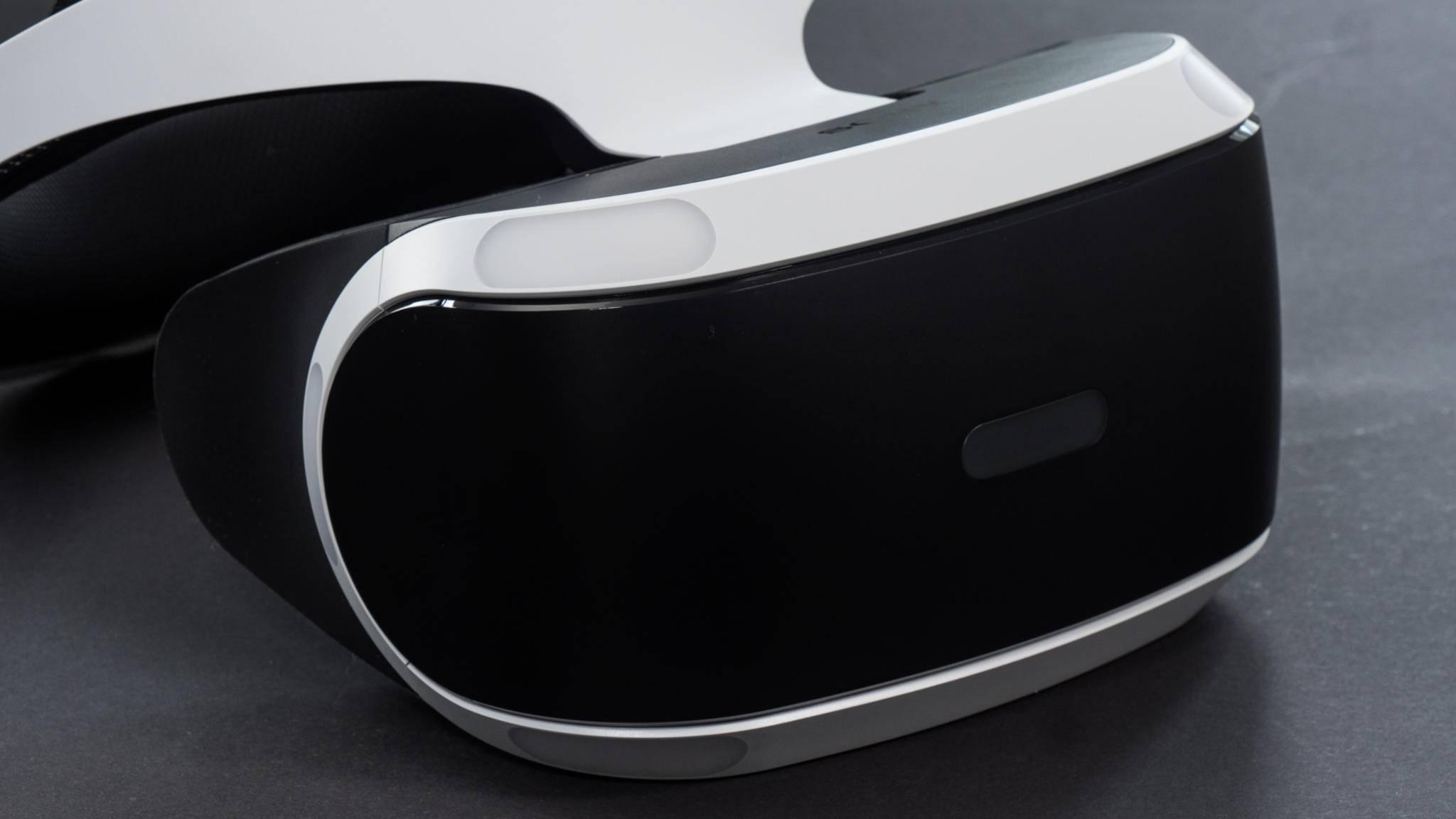 PlayStation VR ist die Brille für die PS4.
