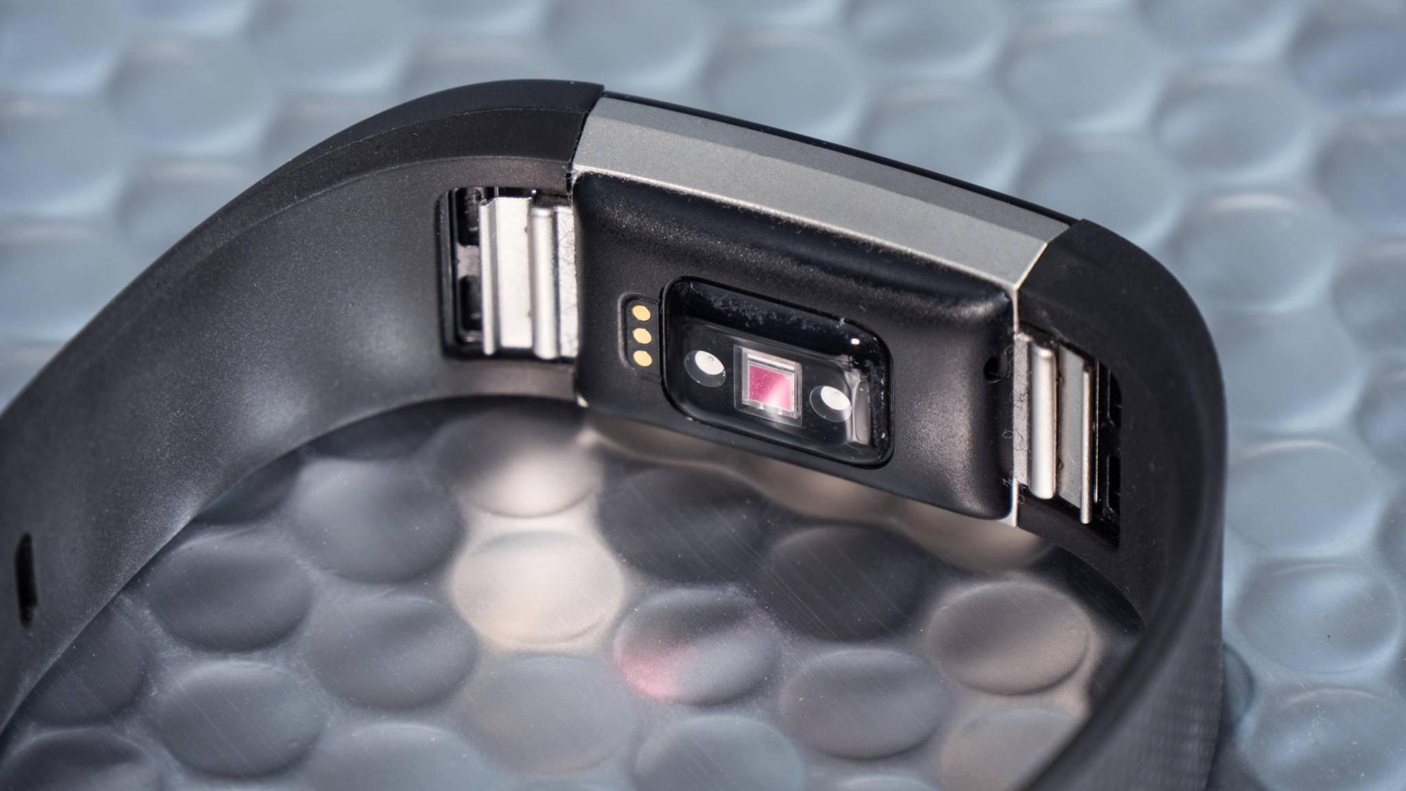Der optische Herzfrequenzmesser ist jetzt Standard.