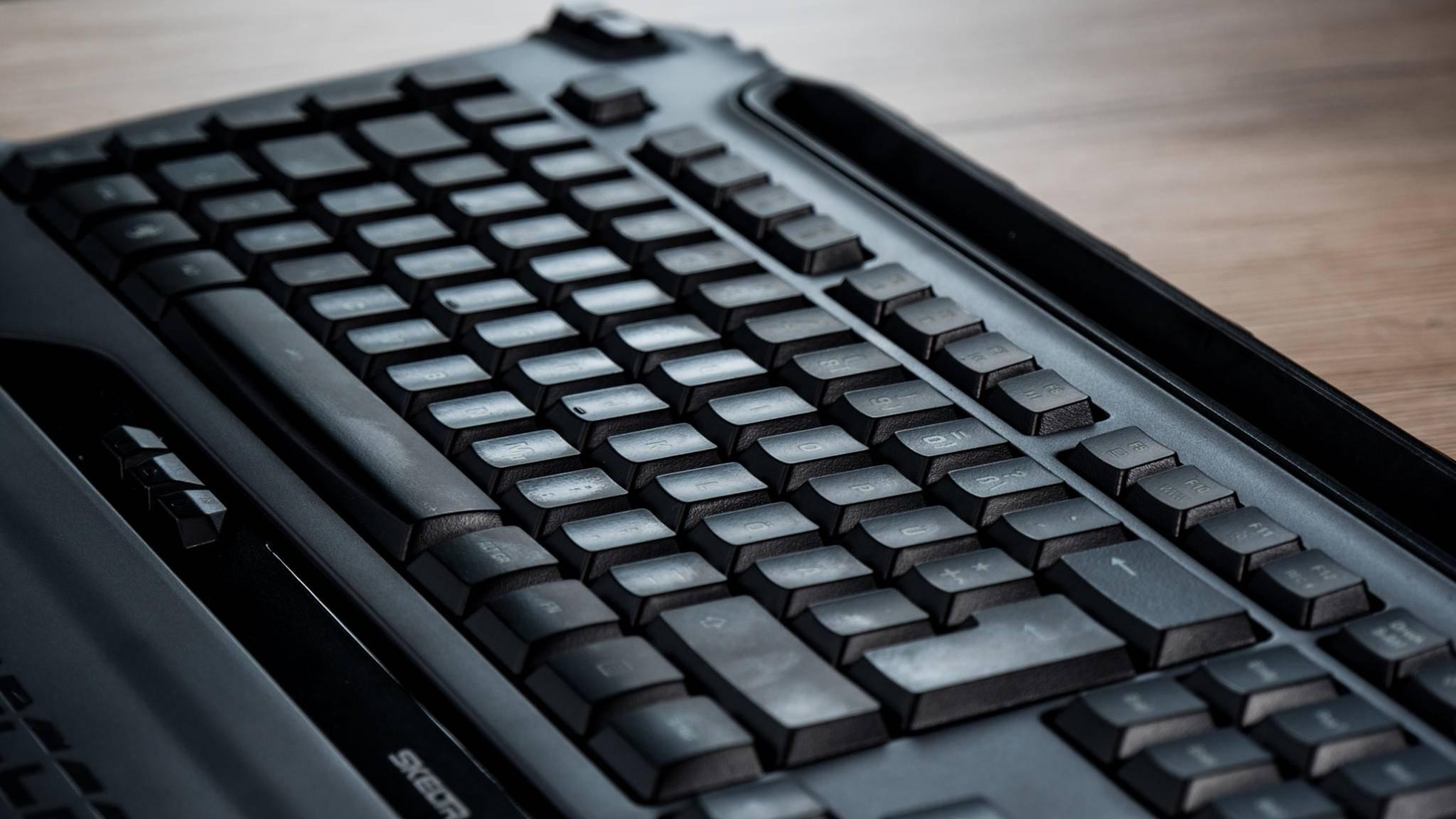 Keyboard-Shortcuts beschleunigen den Arbeitsfluss.