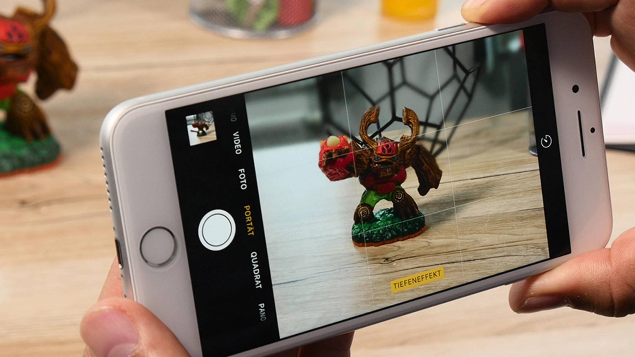 Auch Instagram soll bald Fotos mit Bokeh-Effekt schießen können.