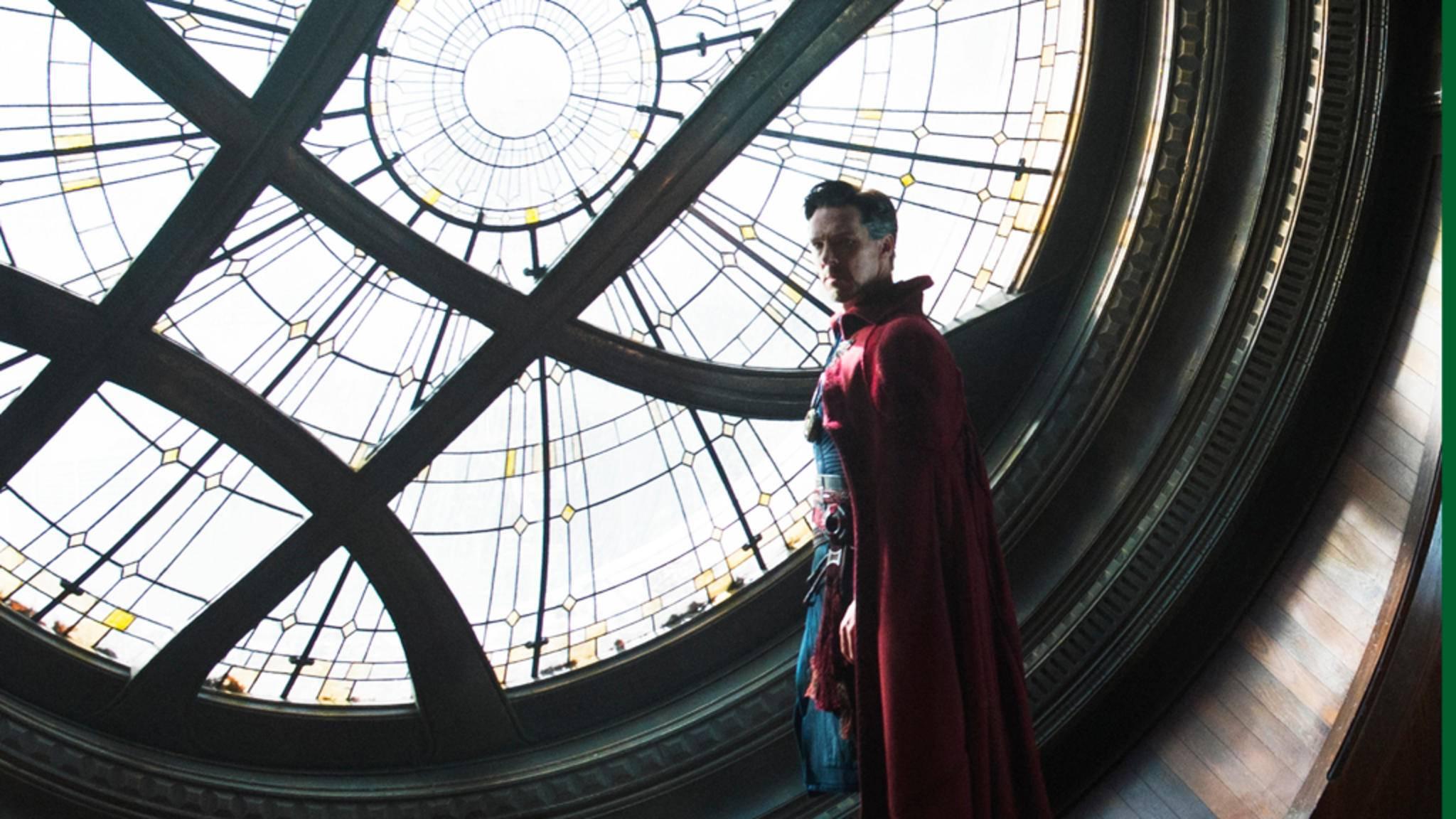 Doctor Strange bekommt einen neuen Film – irgendwann.