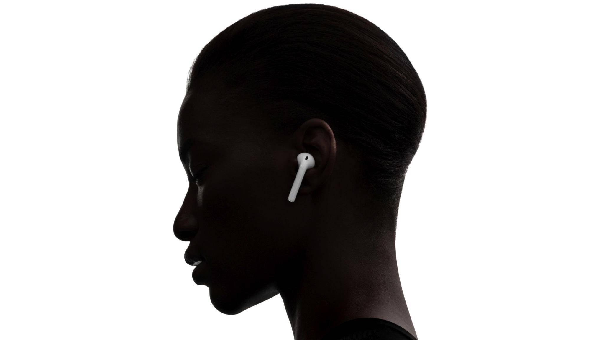 Apples AirPods haben eine Akkulaufzeit von bis zu fünf Stunden.