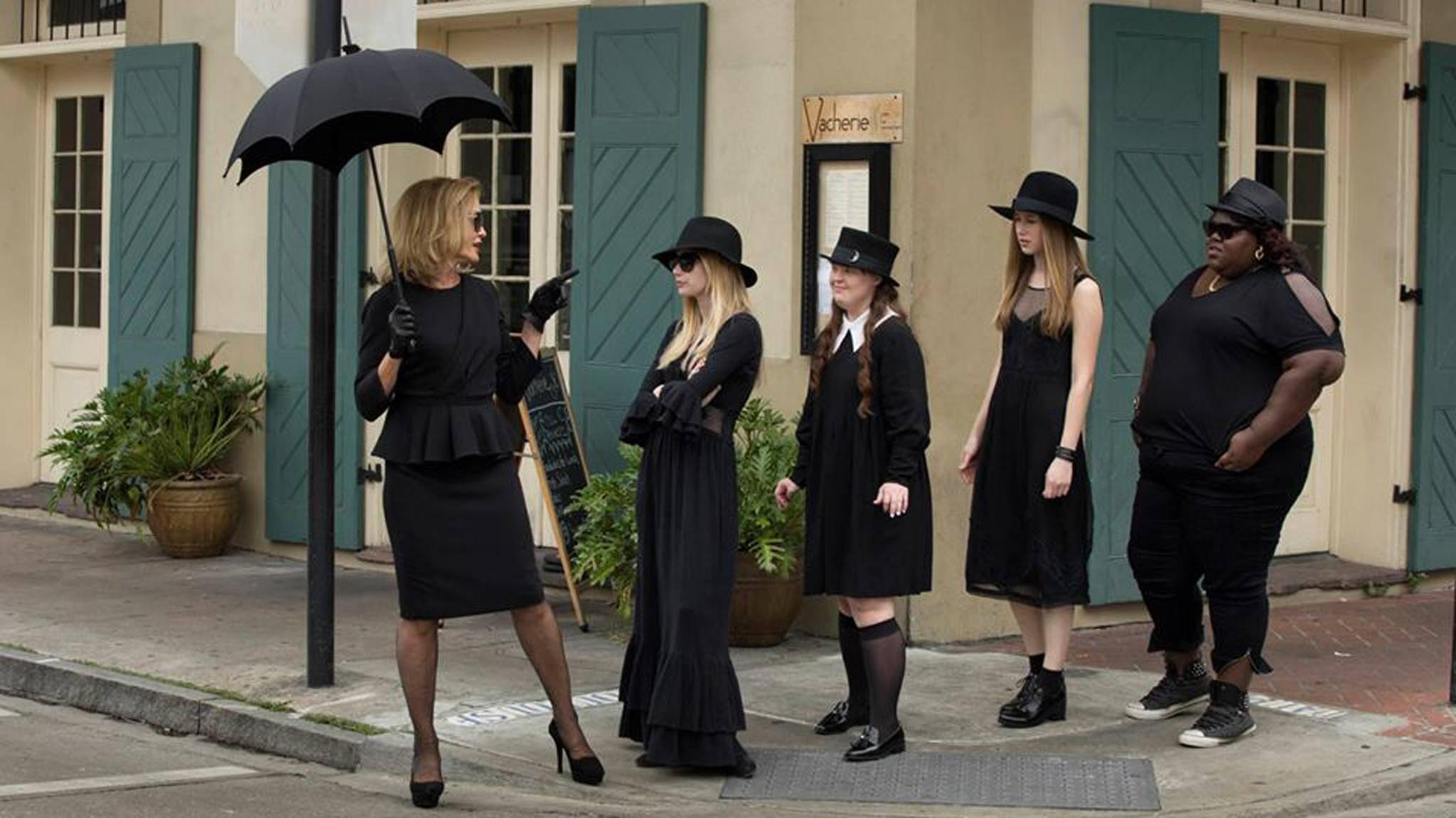 """Wird es mit den Hexen aus """"American Horror Story: Coven"""" ein Wiedersehen geben?"""
