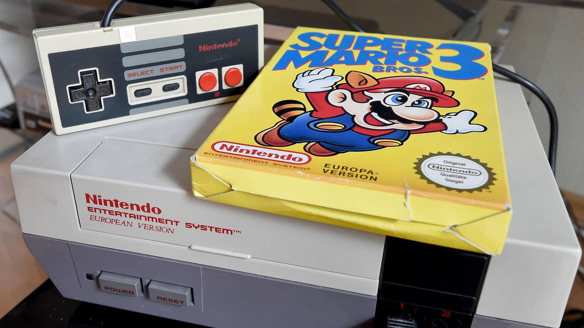 """Selbst NES-Klassiker wie """"Super Mario"""" kannst Du auf Deinem Android-Smartphone spielen."""