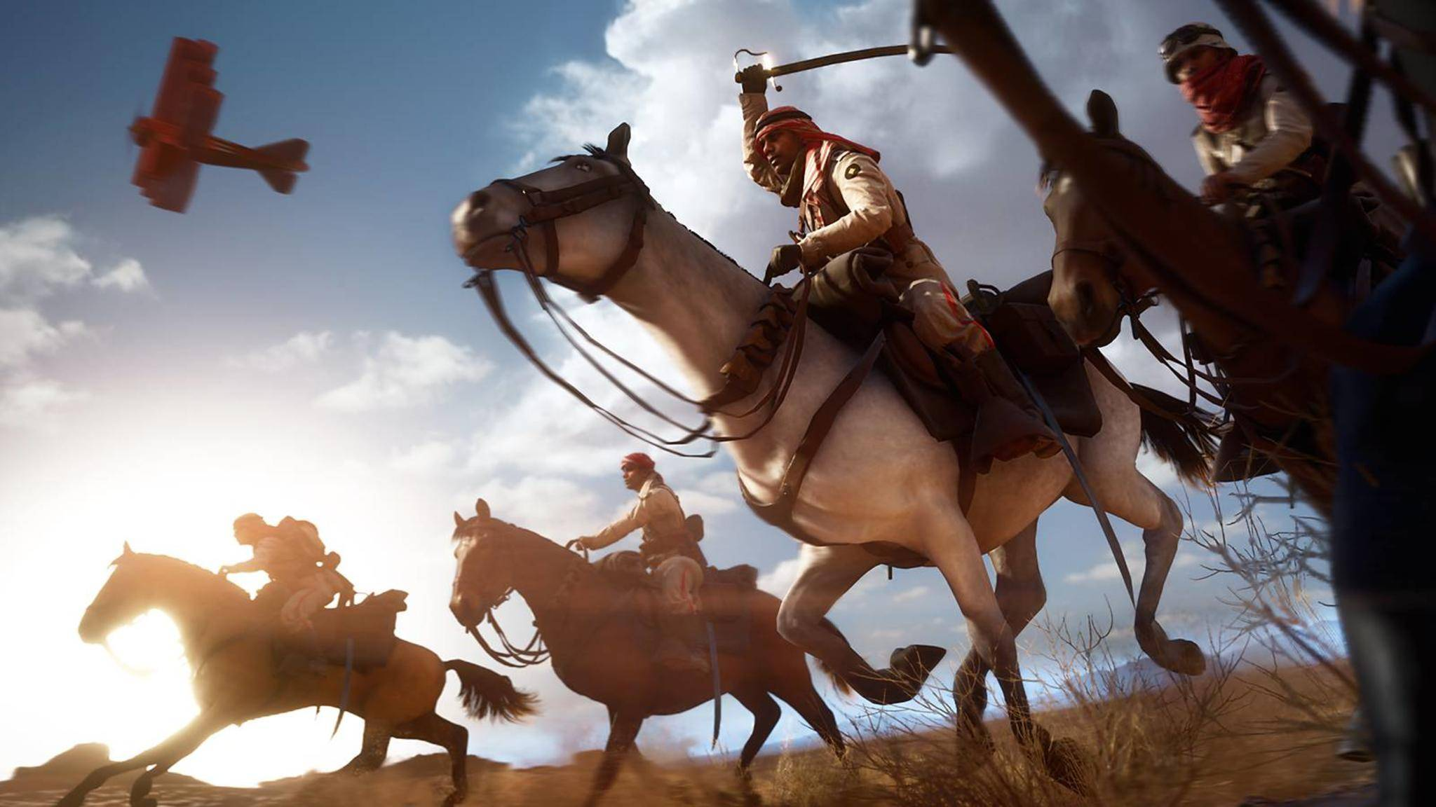 """In """"Battlefield V"""" wird man wohl wieder Soldaten in aller Welt spielen können."""