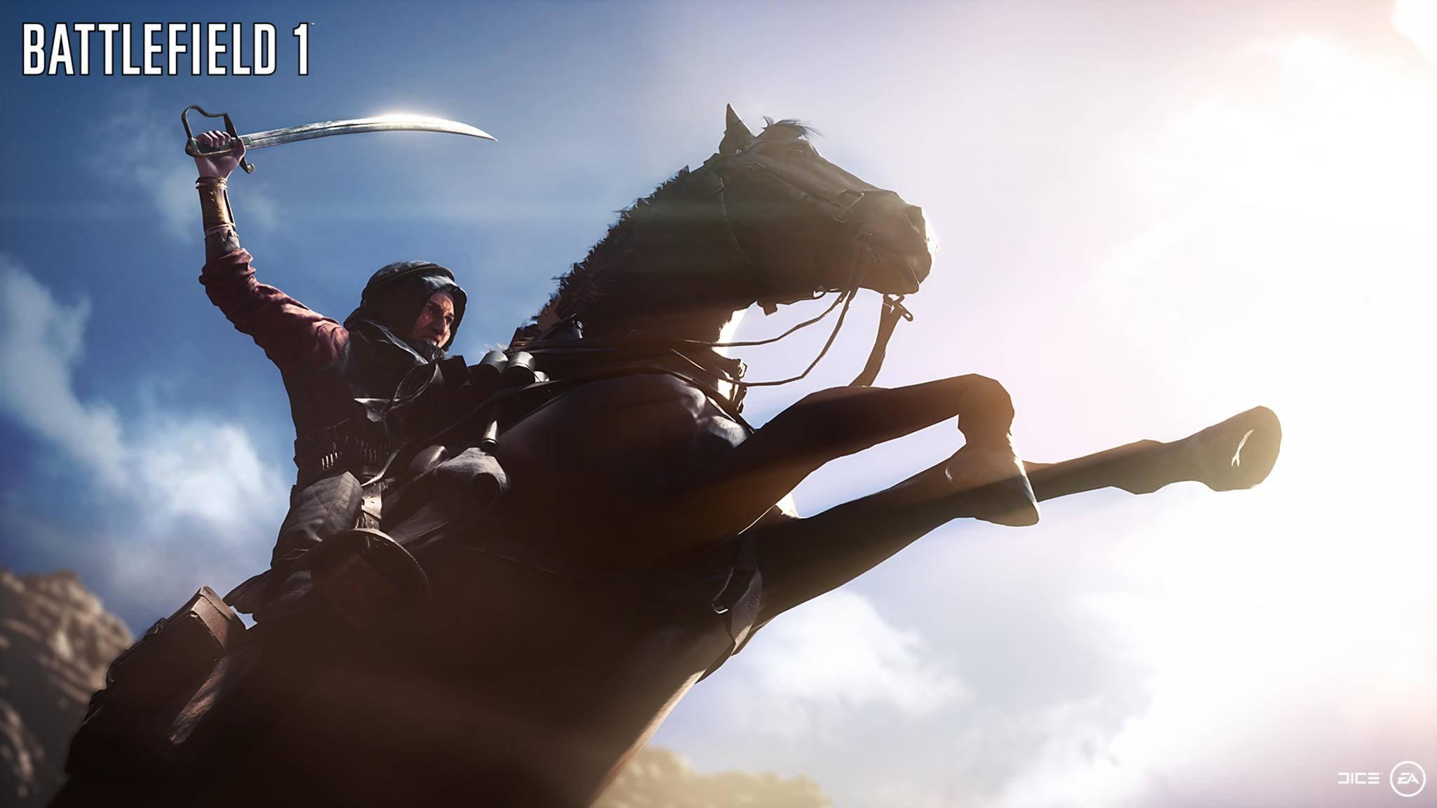 """Battlefield 1"" ist Teil des EA-Access-Angebots."