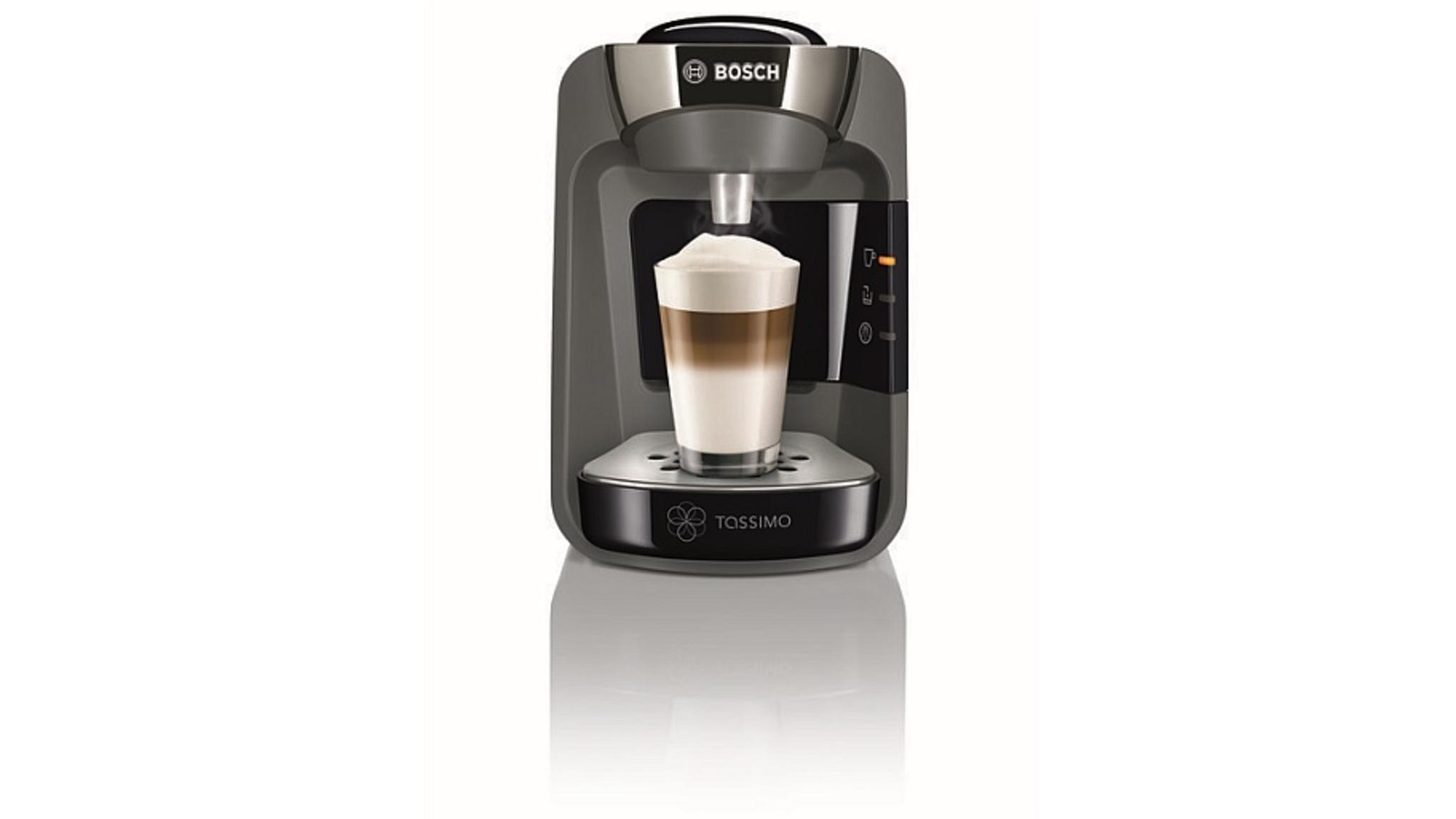 Das Entkalken einer Tassimo-Kaffemaschine ist nicht schwer.
